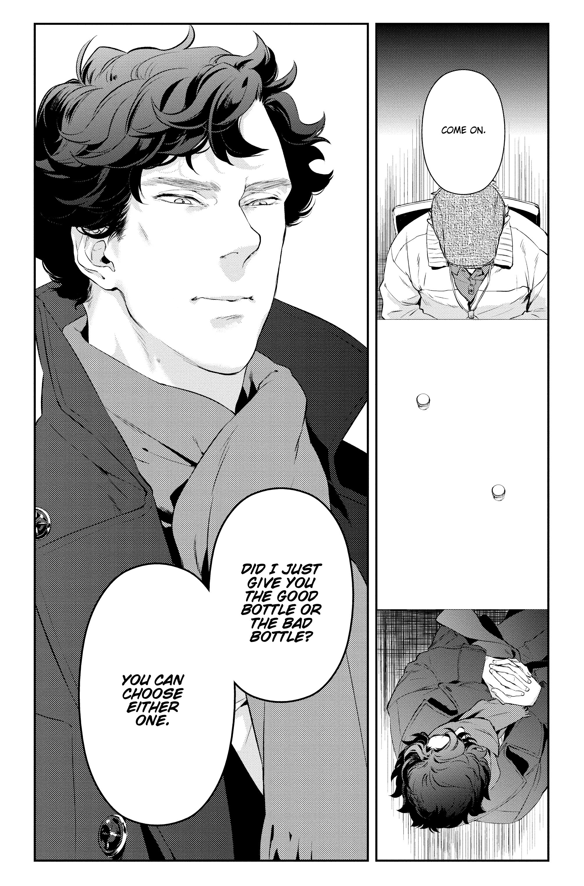 Read online Sherlock: A Study In Pink comic -  Issue #5 - 38
