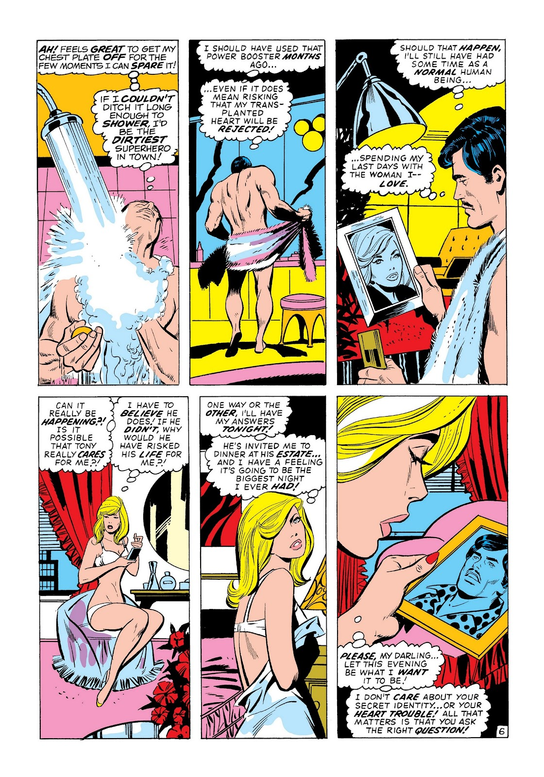 Read online Marvel Masterworks: The Invincible Iron Man comic -  Issue # TPB 8 (Part 2) - 28