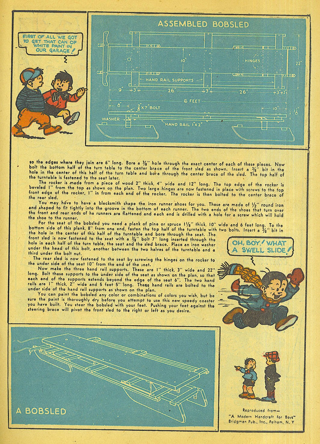 Reglar Fellers Heroic Comics issue 5 - Page 42