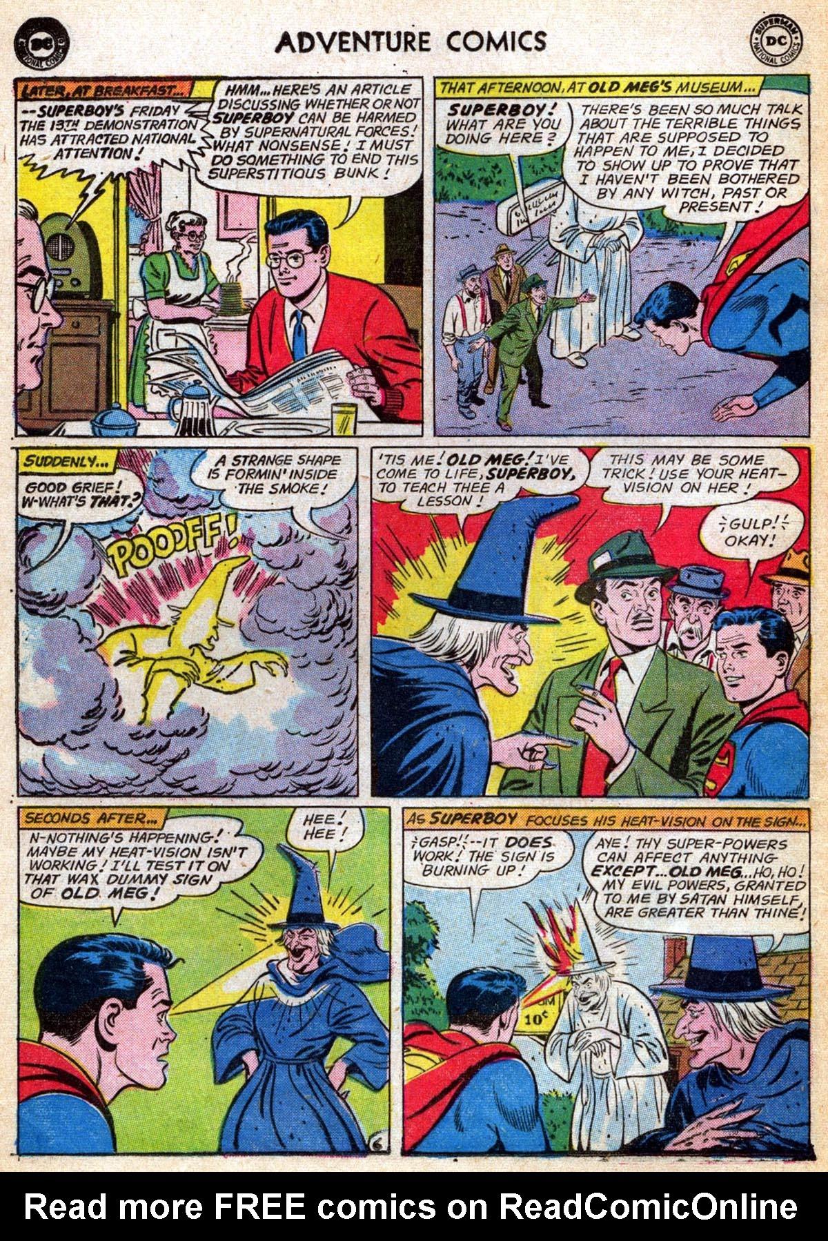 Read online Adventure Comics (1938) comic -  Issue #286 - 8