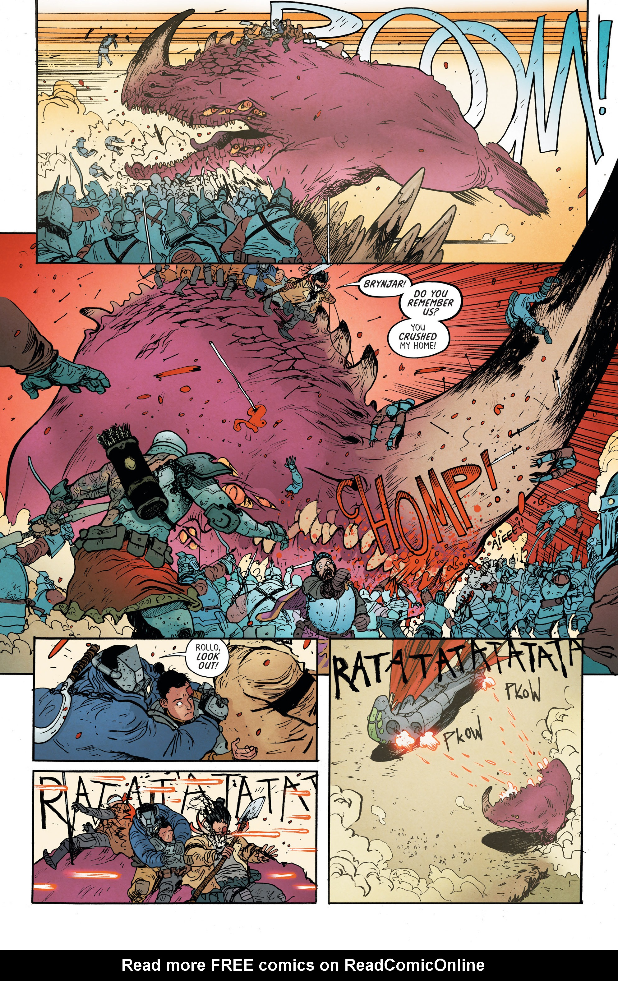 Read online Extremity comic -  Issue #3 - 13