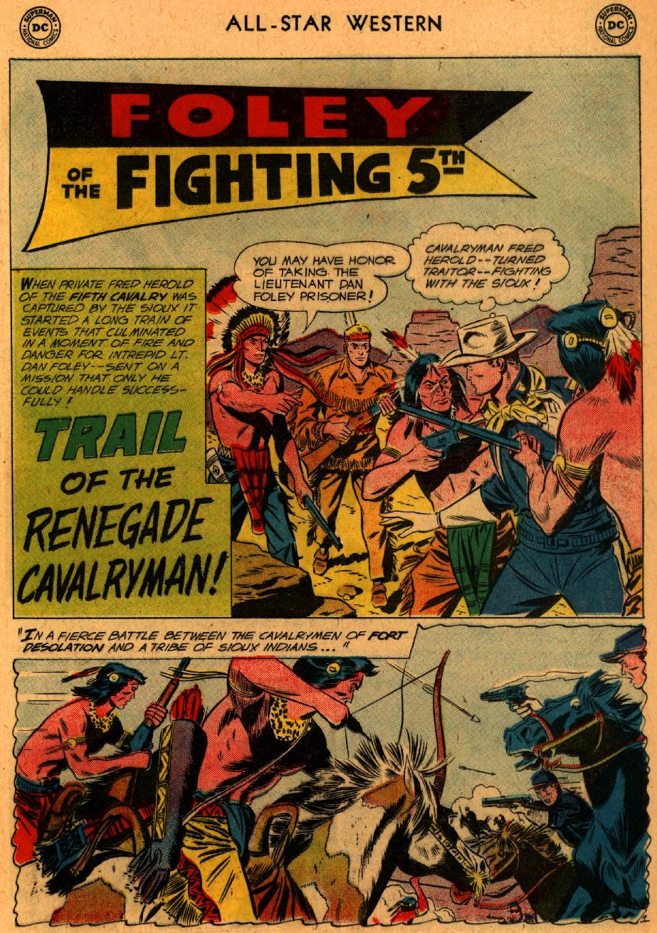 Read online All-Star Western (1951) comic -  Issue #107 - 15