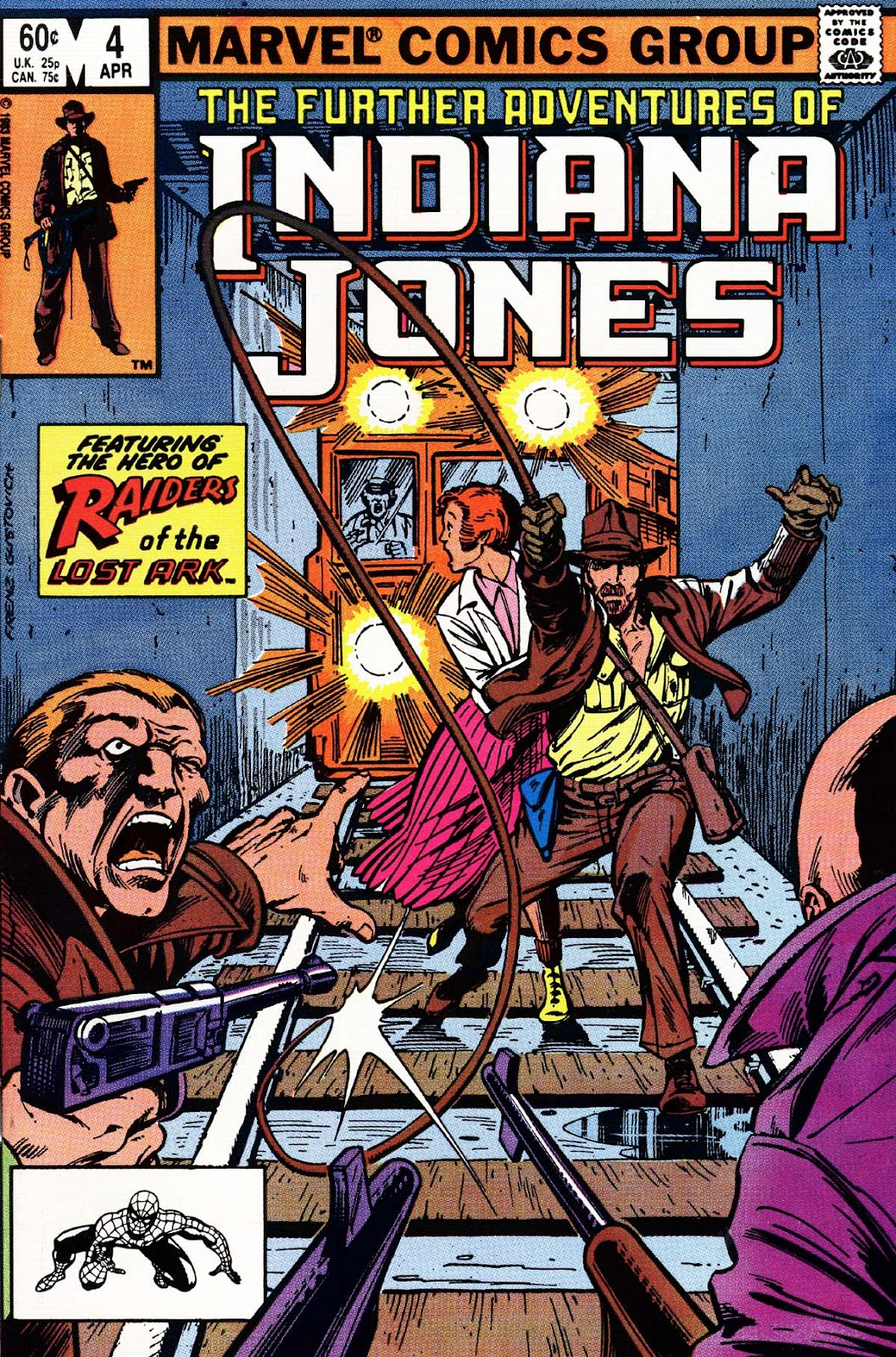 The Further Adventures of Indiana Jones issue 4 - Page 1