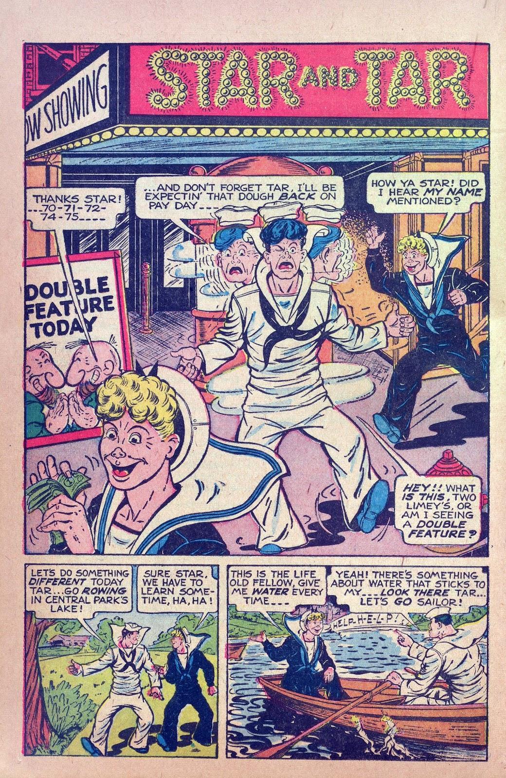Read online Joker Comics comic -  Issue #16 - 37