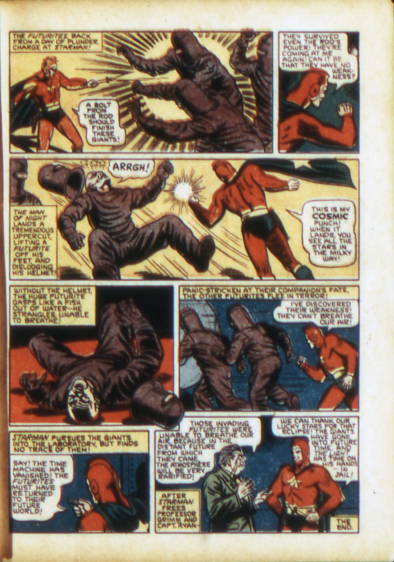 Read online Adventure Comics (1938) comic -  Issue #71 - 16