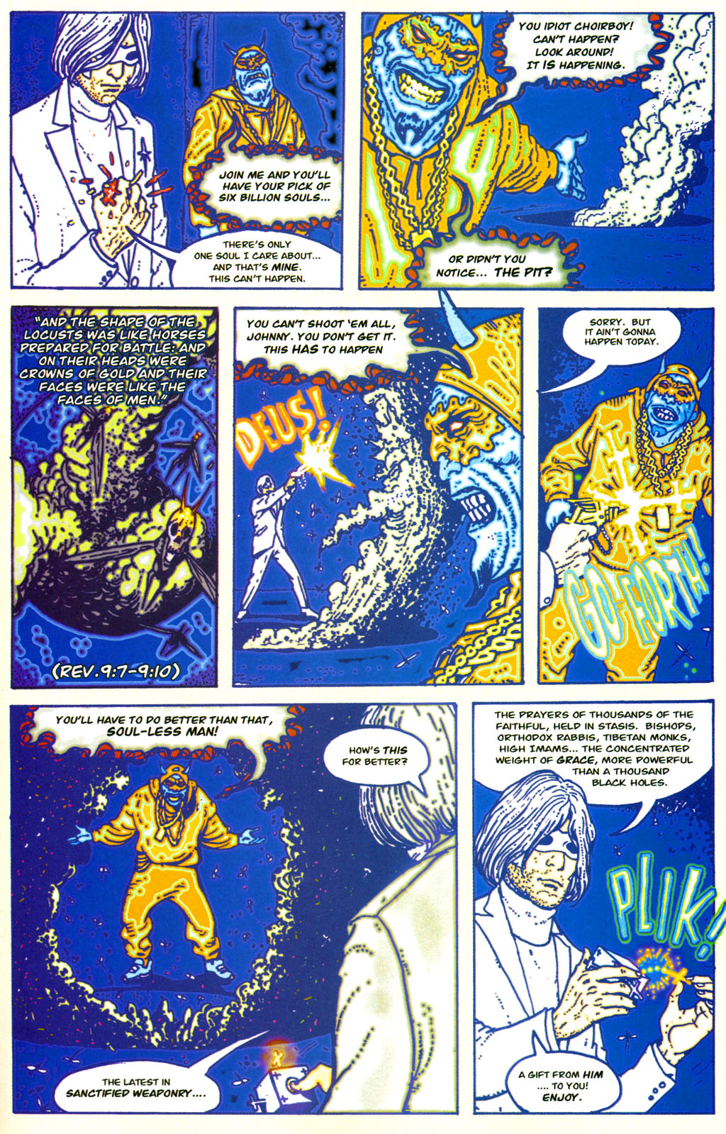Read online Solo (2004) comic -  Issue #12 - 28