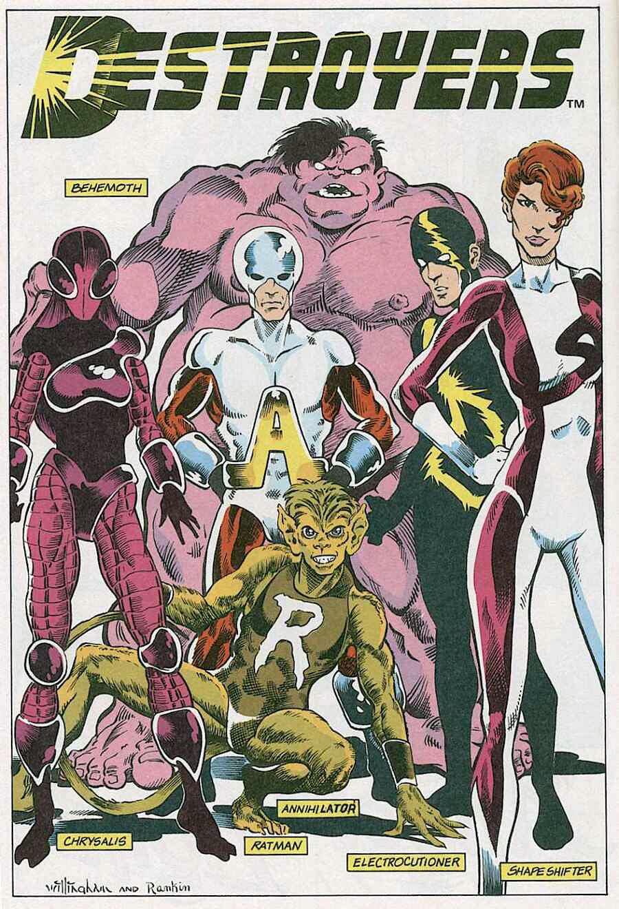 Elementals (1984) issue 1 - Page 29