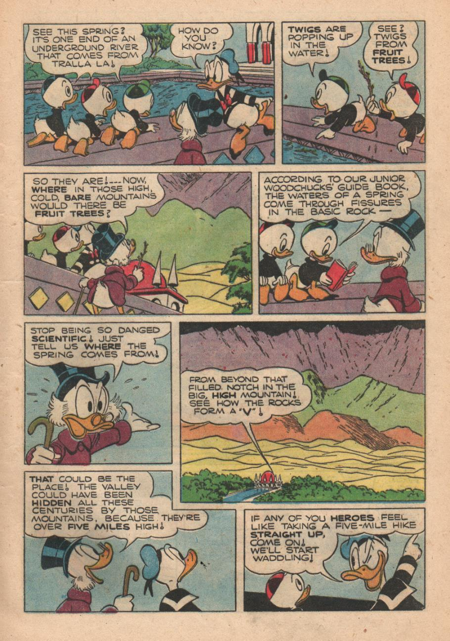 Read online Uncle Scrooge (1953) comic -  Issue #6 - 9