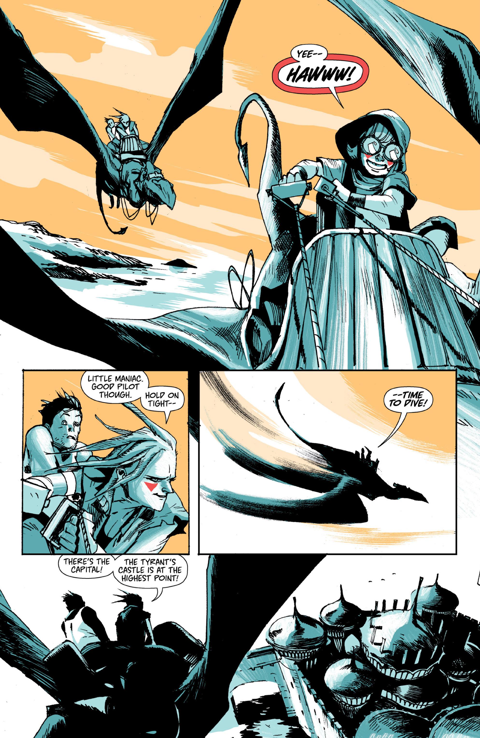 Read online Ei8ht comic -  Issue # TPB - 66