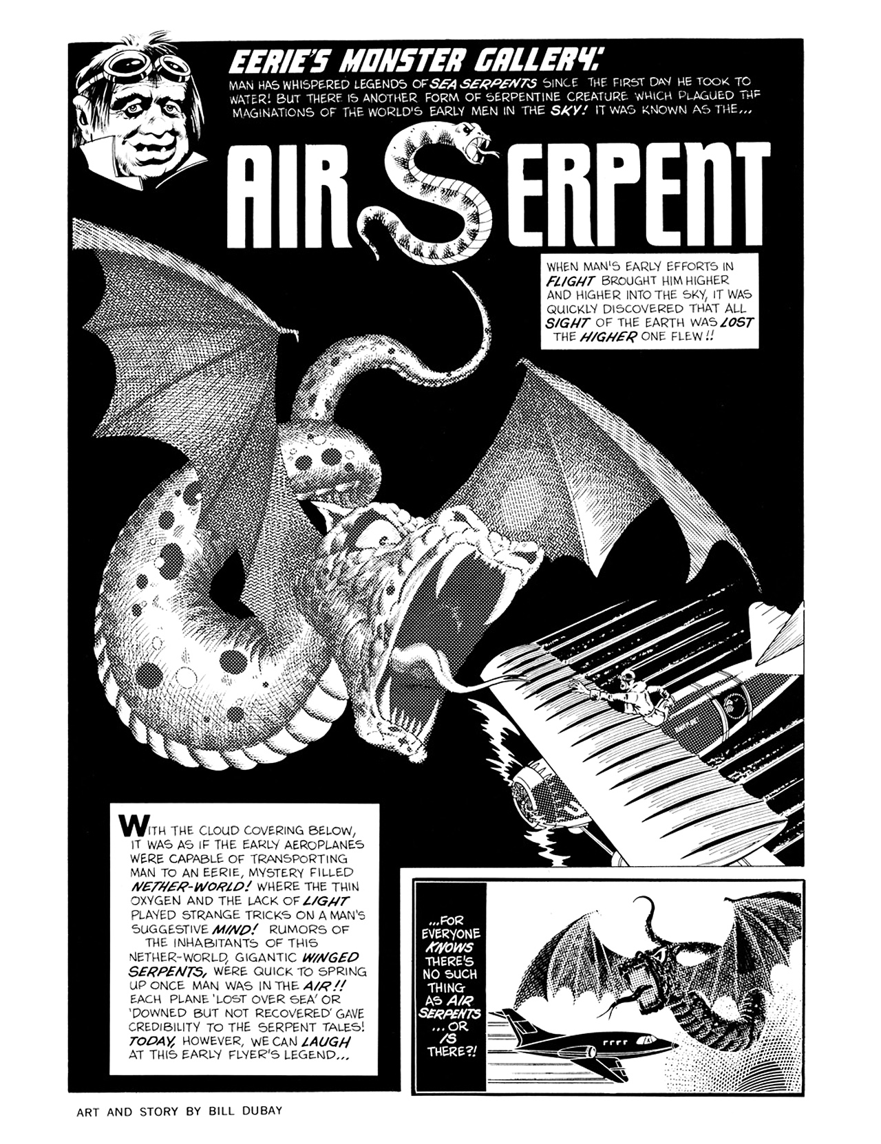 Read online Eerie Archives comic -  Issue # TPB 8 - 11