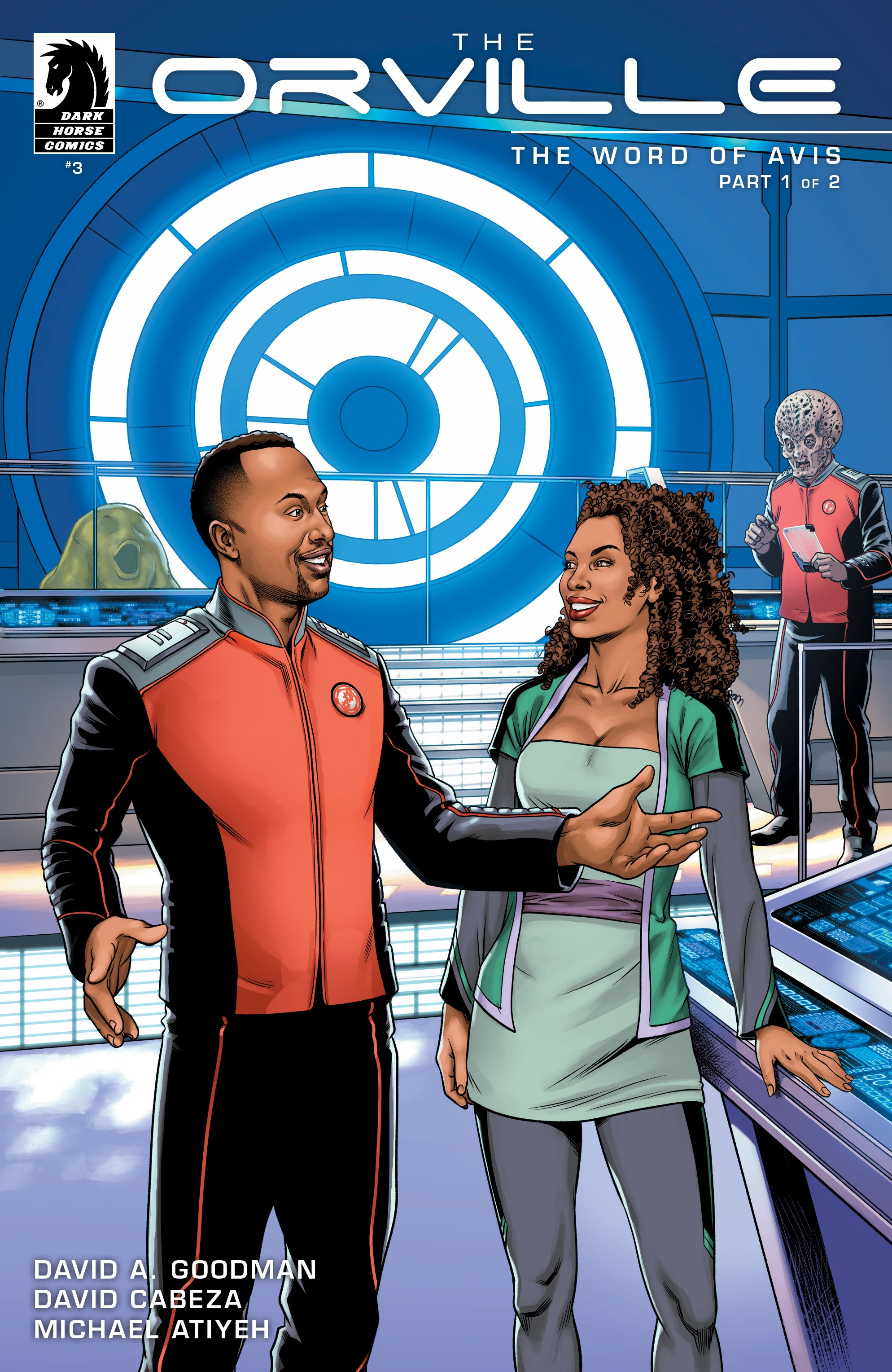 The Orville 3 Page 1