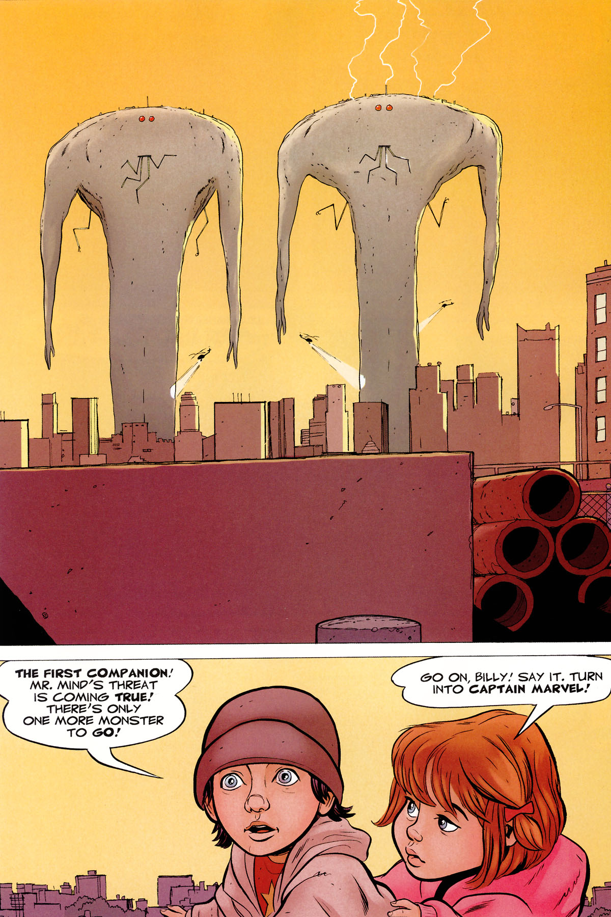Read online Shazam!: The Monster Society of Evil comic -  Issue #2 - 39