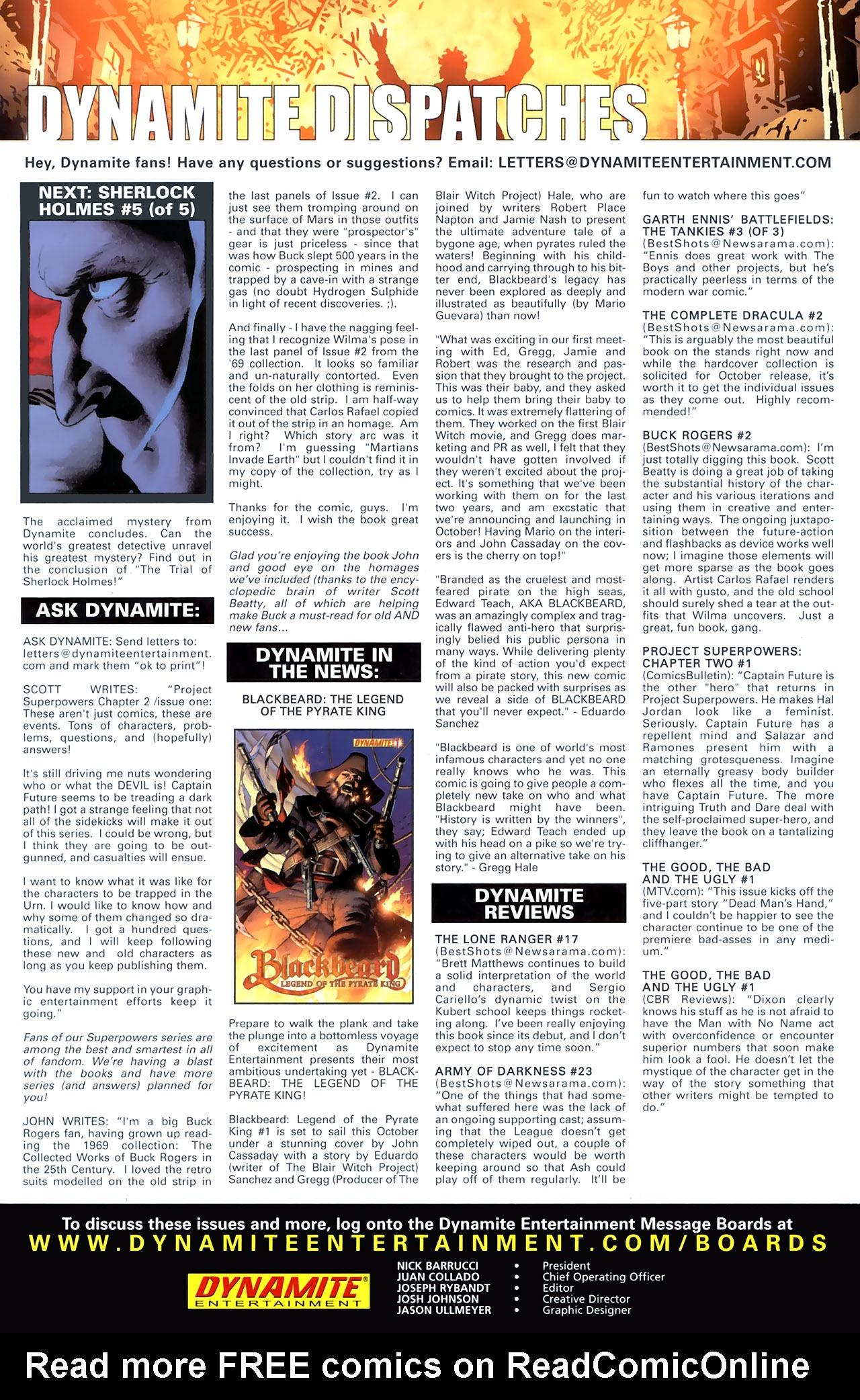 Read online Sherlock Holmes (2009) comic -  Issue #4 - 25