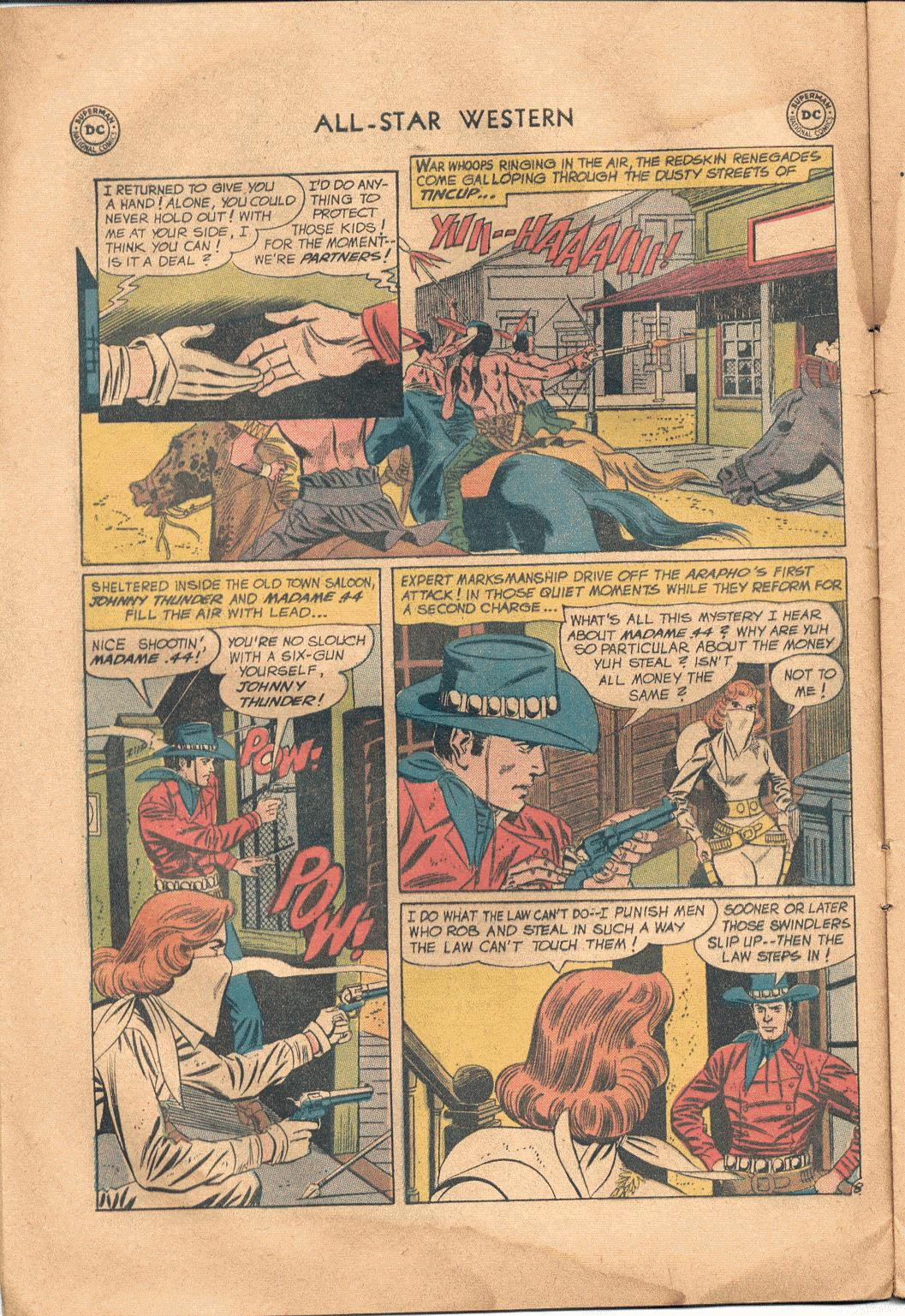 Read online All-Star Western (1951) comic -  Issue #117 - 11