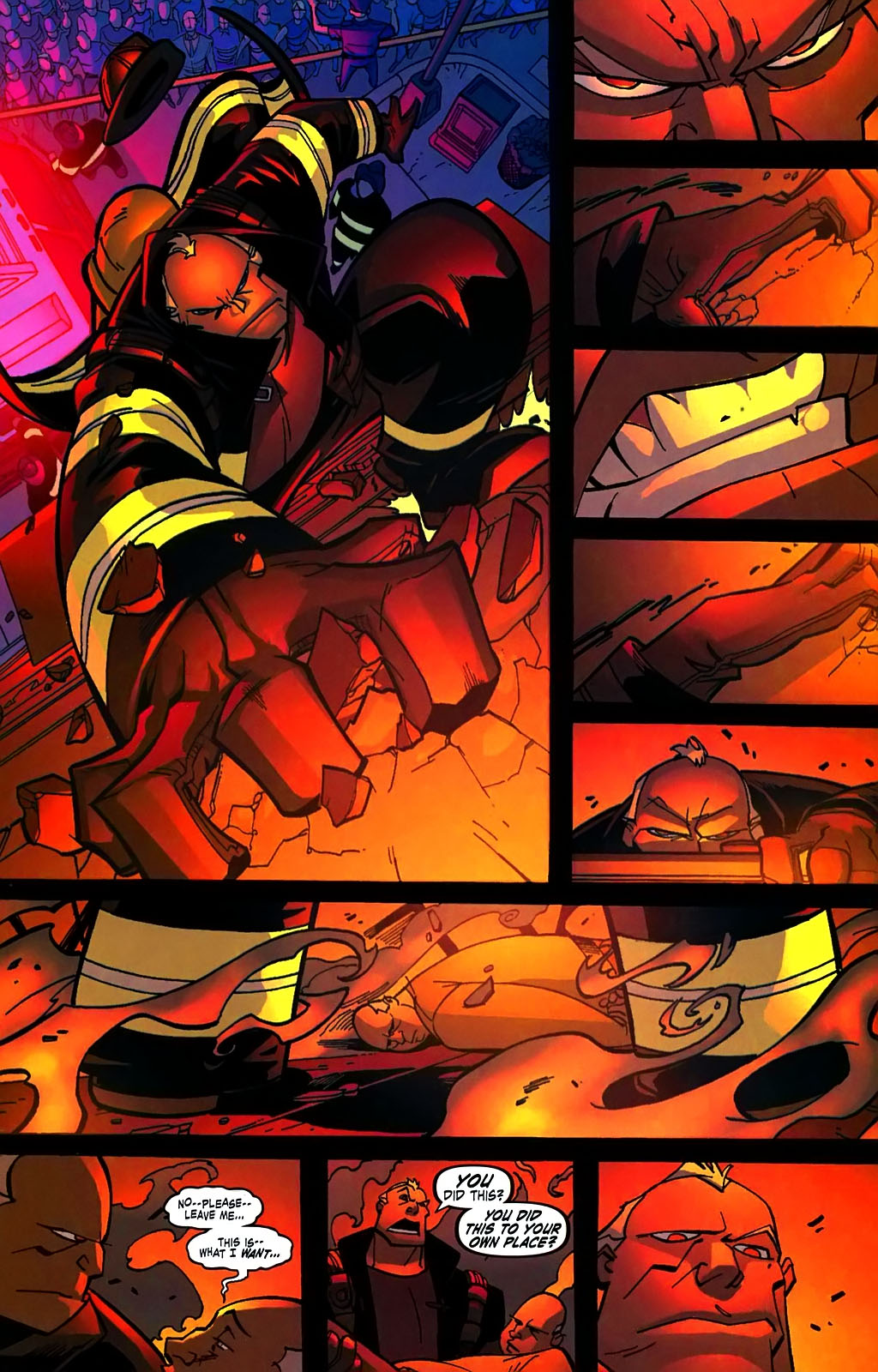 Read online Amazing Fantasy (2004) comic -  Issue #15 - 27