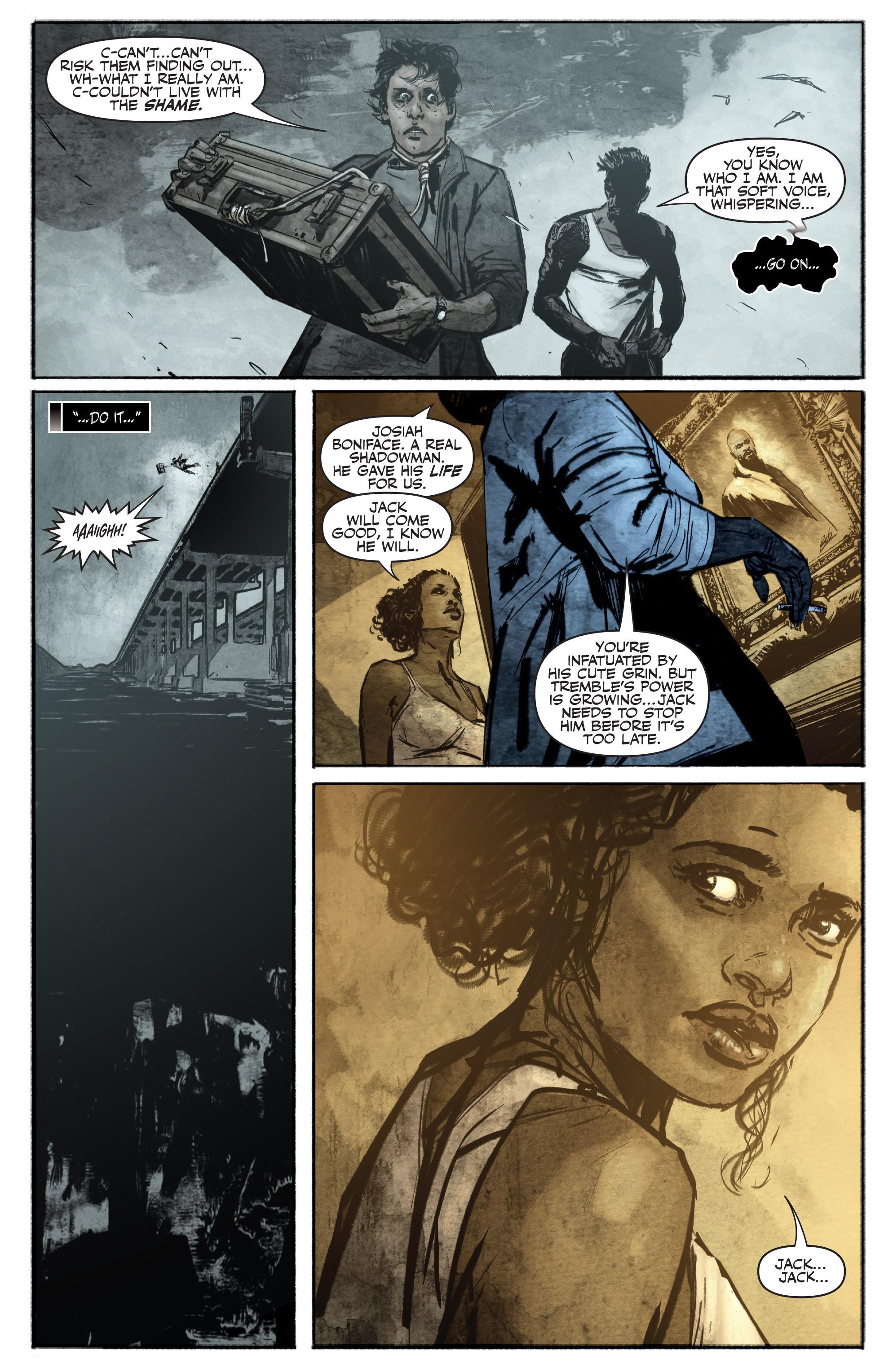 Read online Shadowman (2012) comic -  Issue #16 - 11