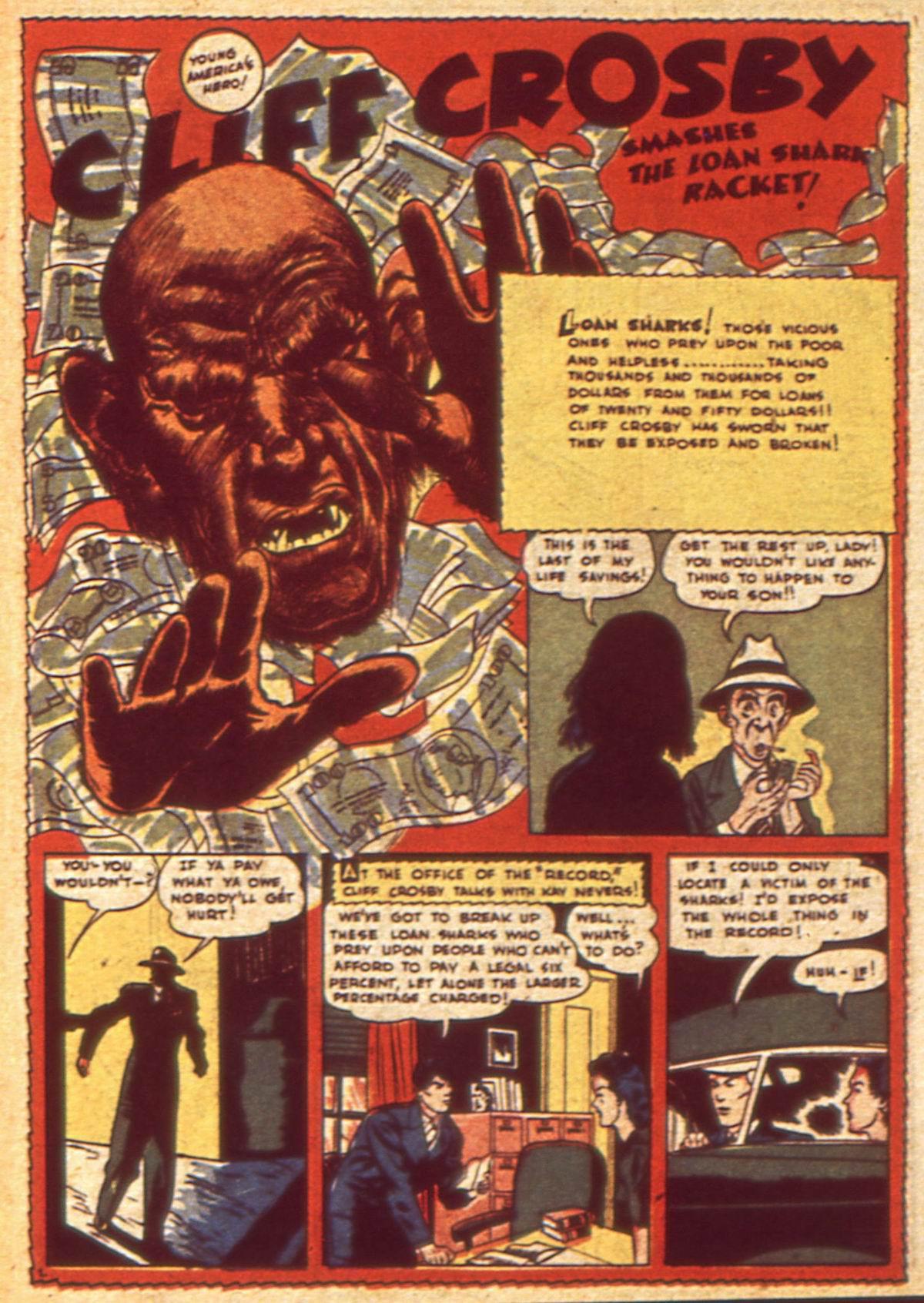 Read online Detective Comics (1937) comic -  Issue #49 - 44