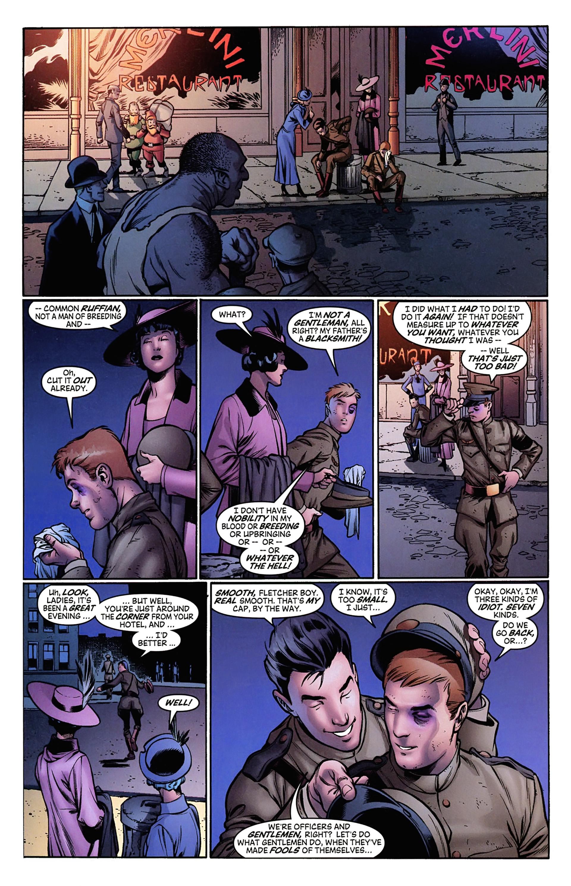 Read online Arrowsmith comic -  Issue #2 - 19