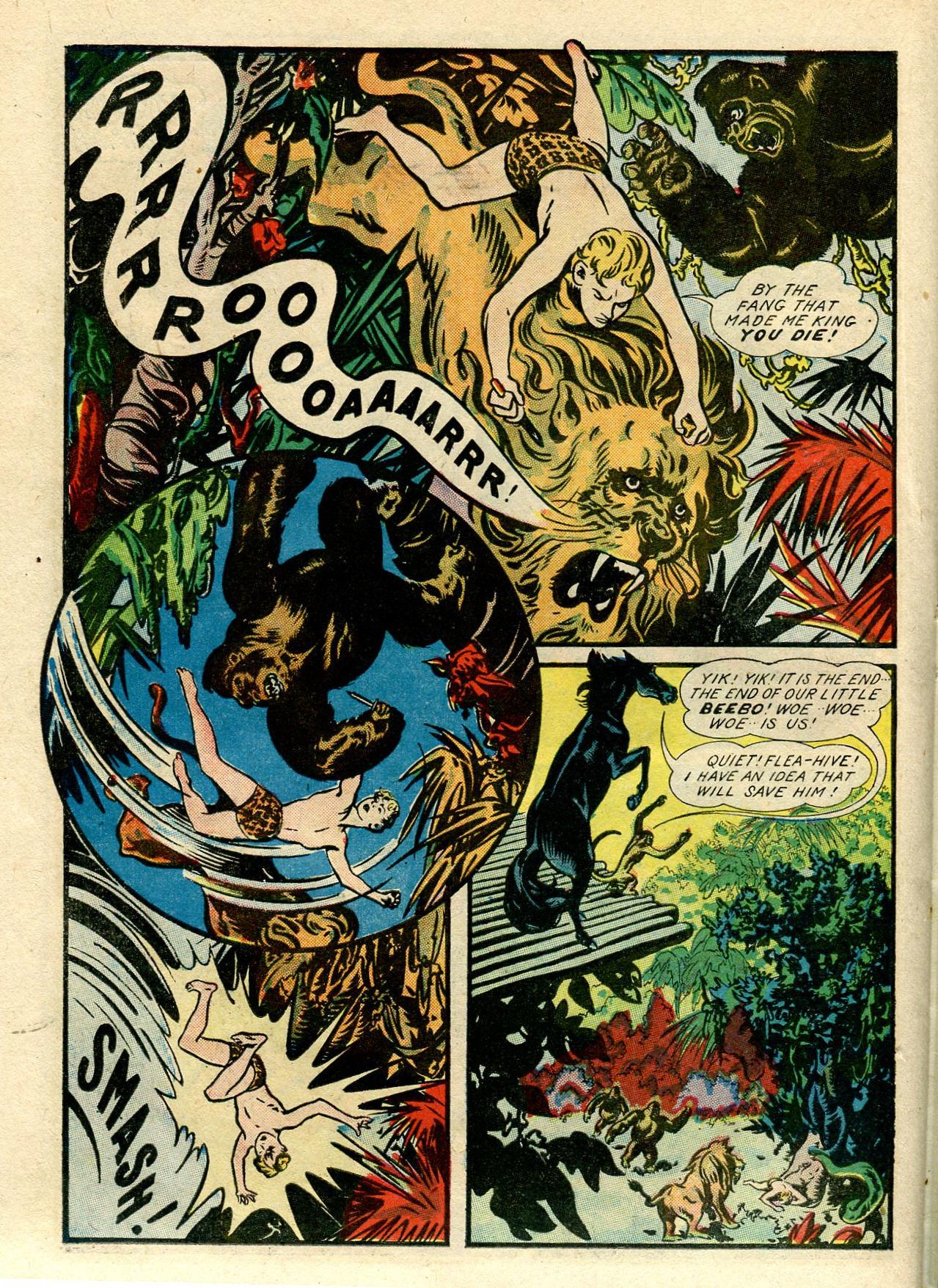 Read online Shadow Comics comic -  Issue #33 - 40