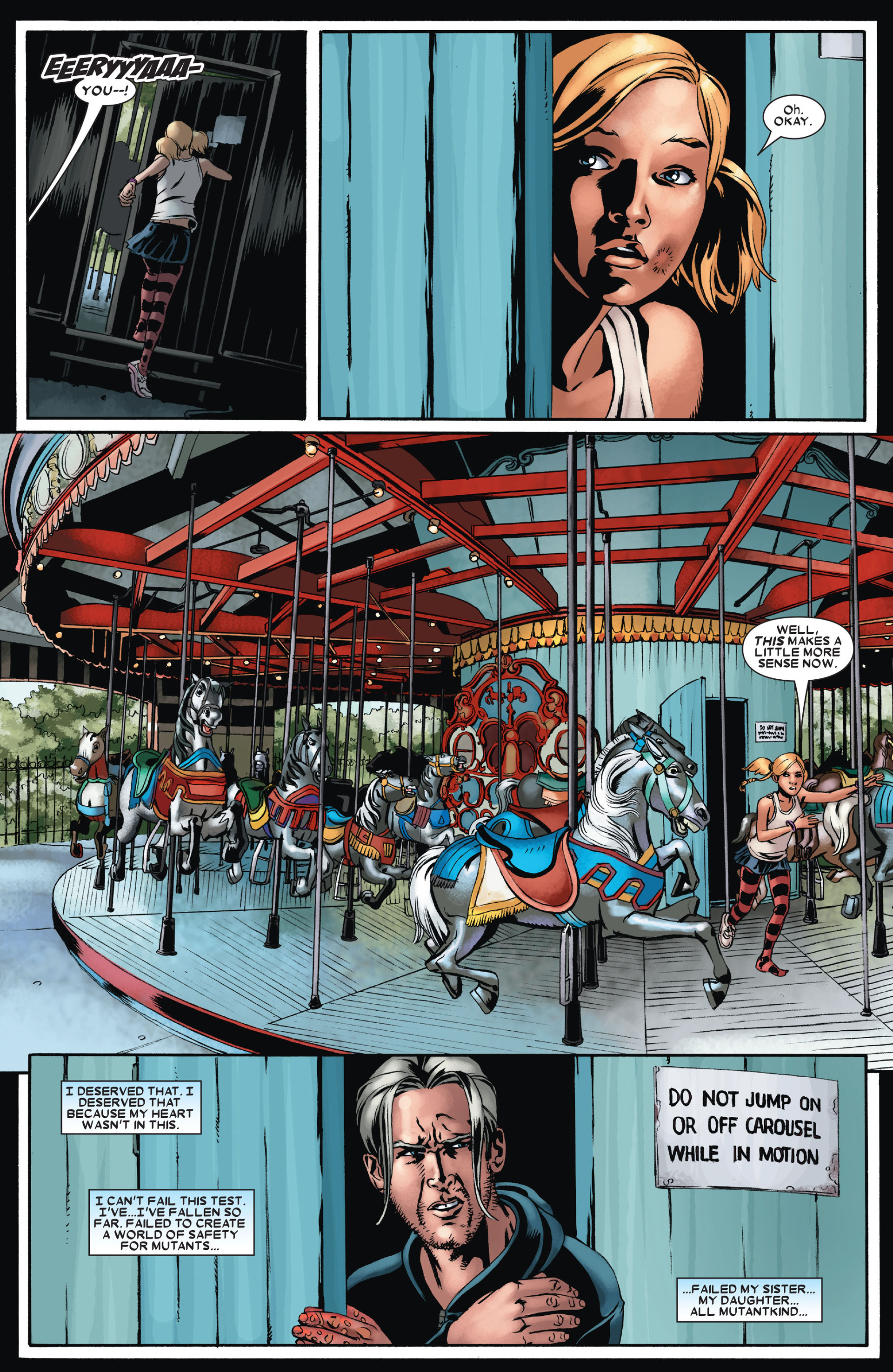 Read online X-Factor (2006) comic -  Issue #23 - 9