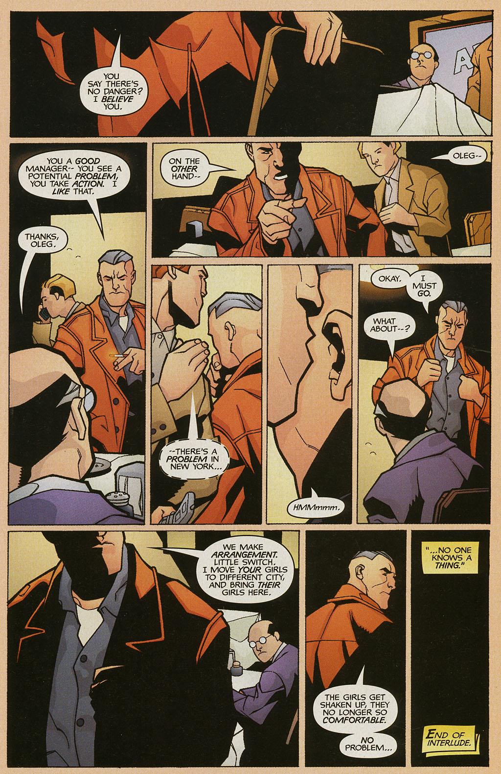 Read online Nightcrawler (2002) comic -  Issue #2 - 11