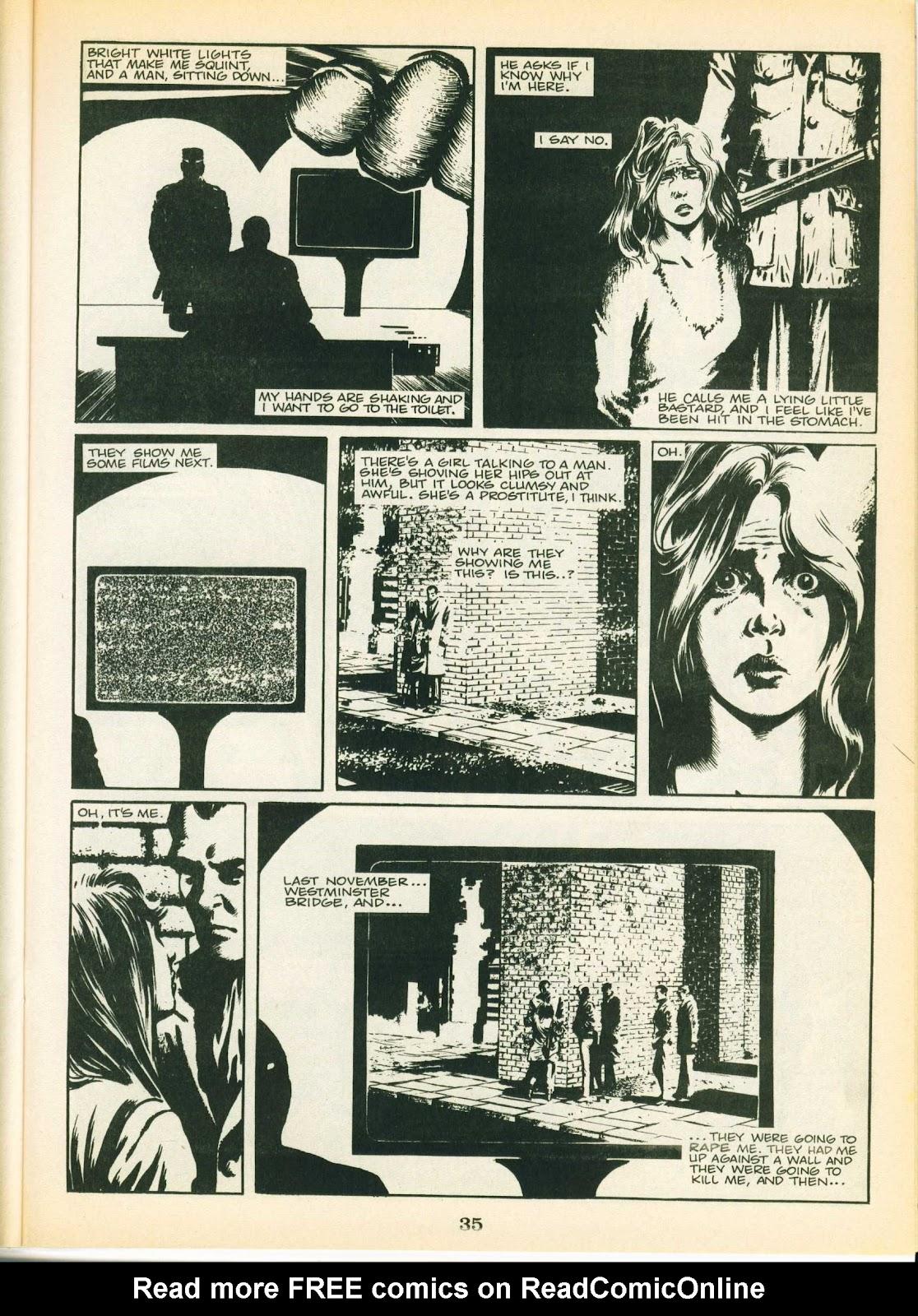 Warrior Issue #24 #25 - English 35
