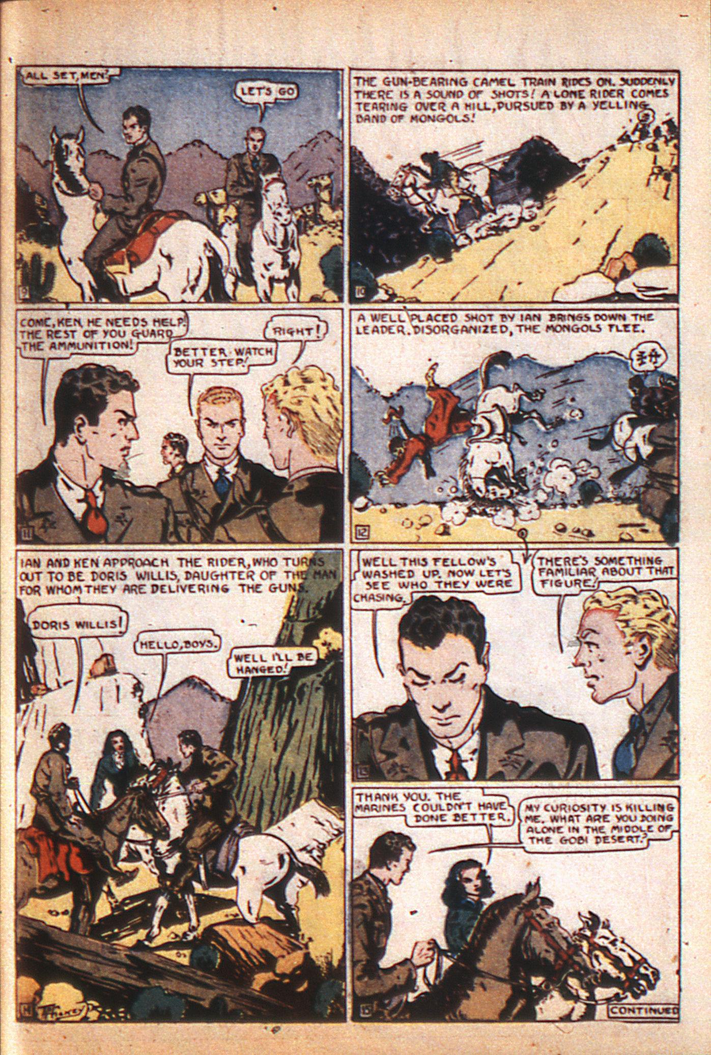 Read online Adventure Comics (1938) comic -  Issue #8 - 44