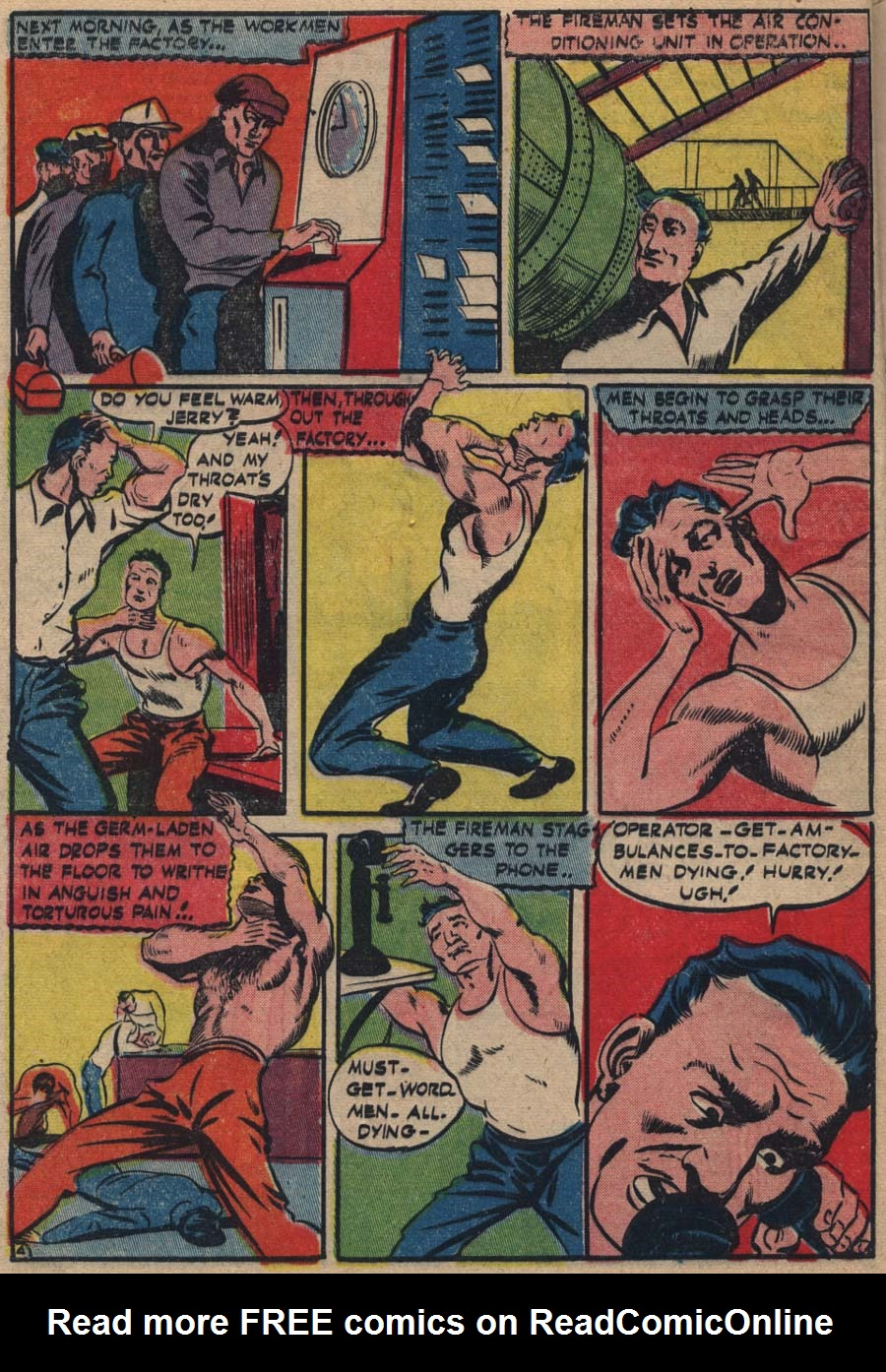 Blue Ribbon Comics (1939) issue 18 - Page 5