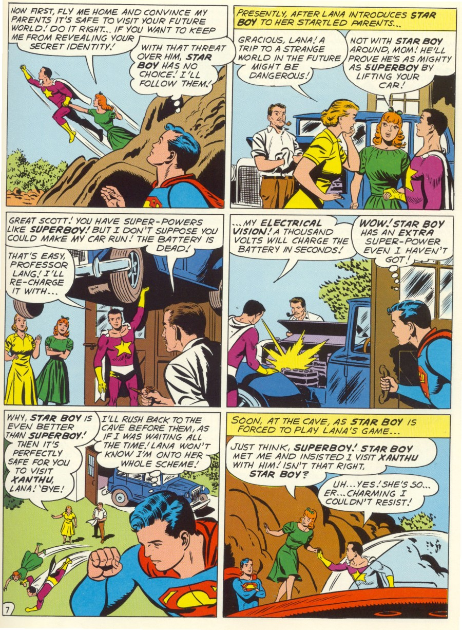 Read online Adventure Comics (1938) comic -  Issue #493 - 18