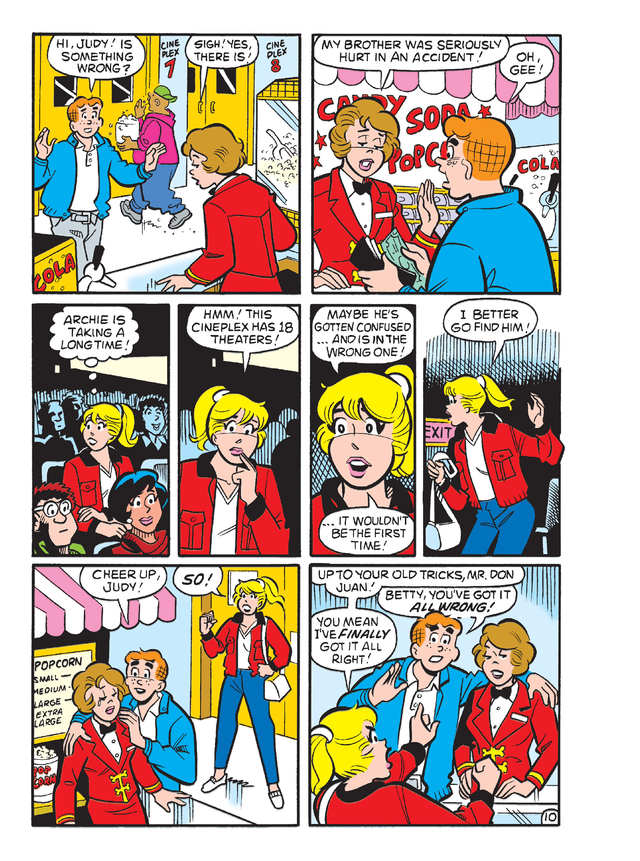 Read online Archie 1000 Page Comics Blowout! comic -  Issue # TPB (Part 3) - 219