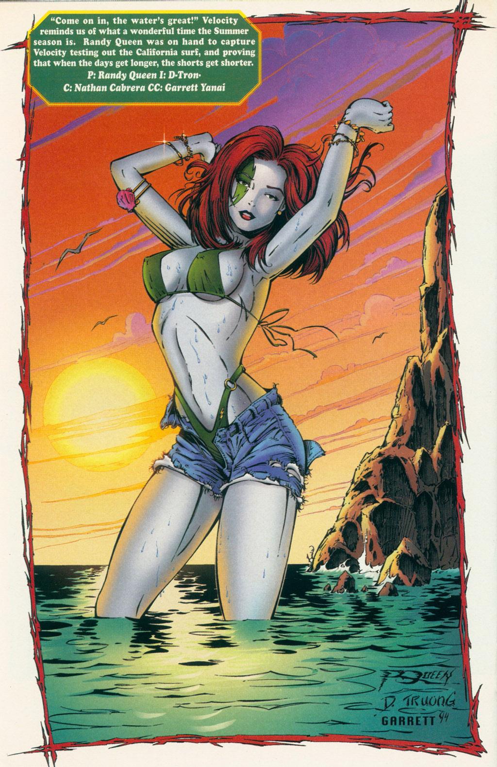 Read online Ballistic Studios Swimsuit Special comic -  Issue #1 - 23