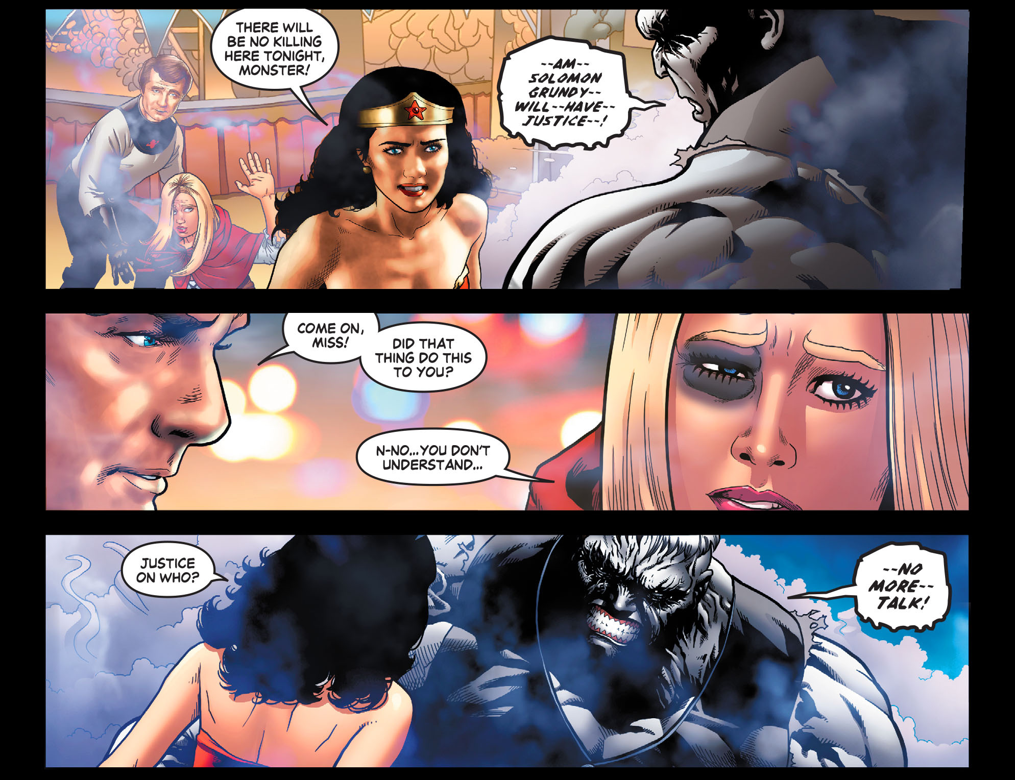 Read online Wonder Woman '77 [I] comic -  Issue #13 - 13