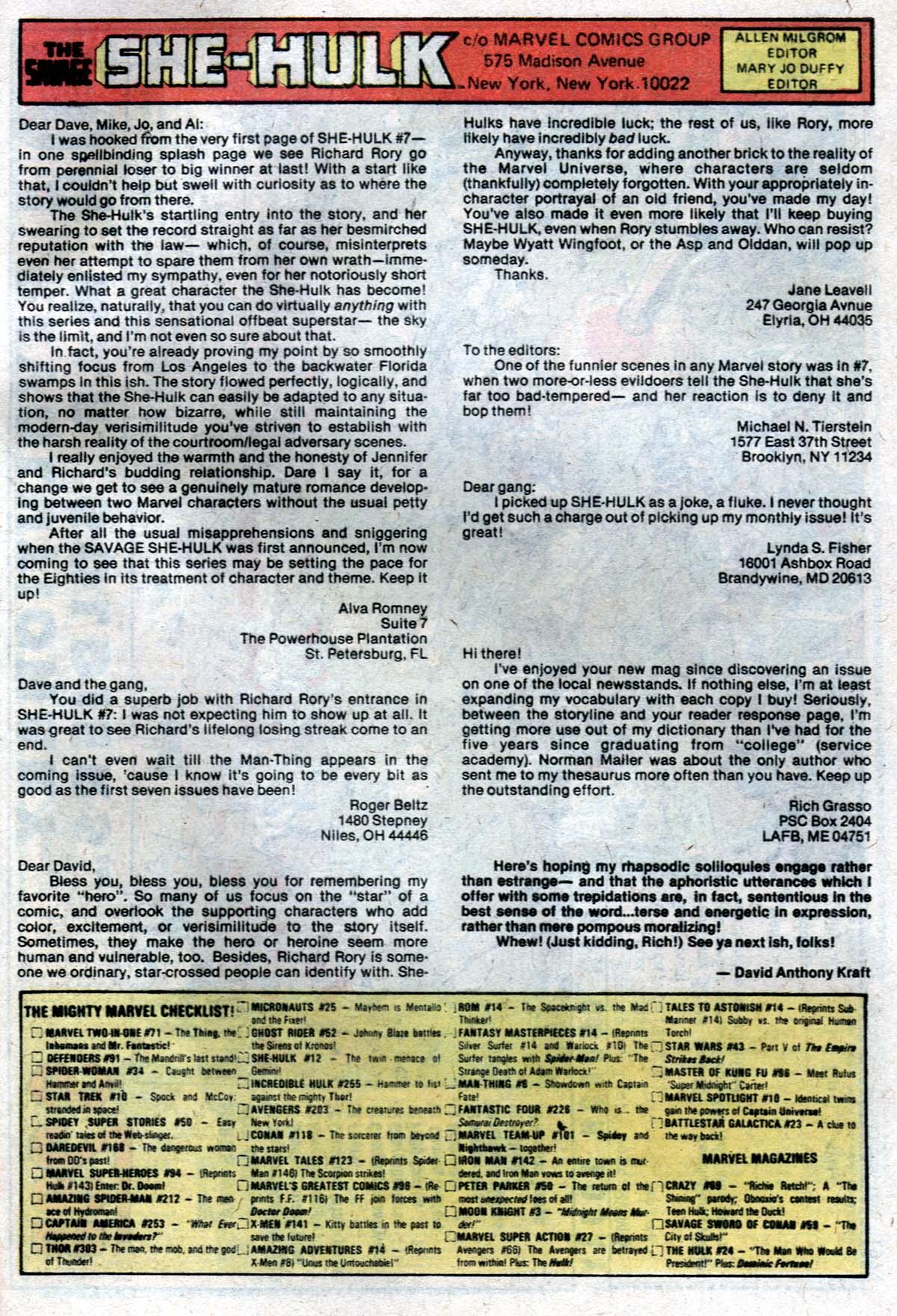 The Savage She-Hulk 12 Page 24