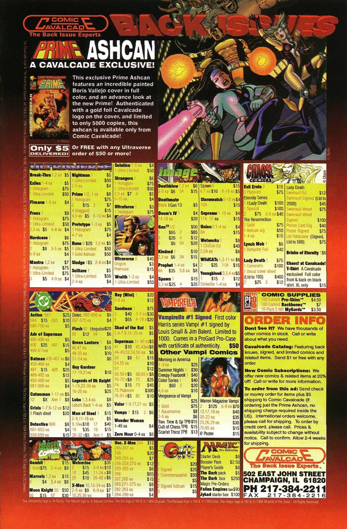 Read online Rune (1994) comic -  Issue #5 - 30