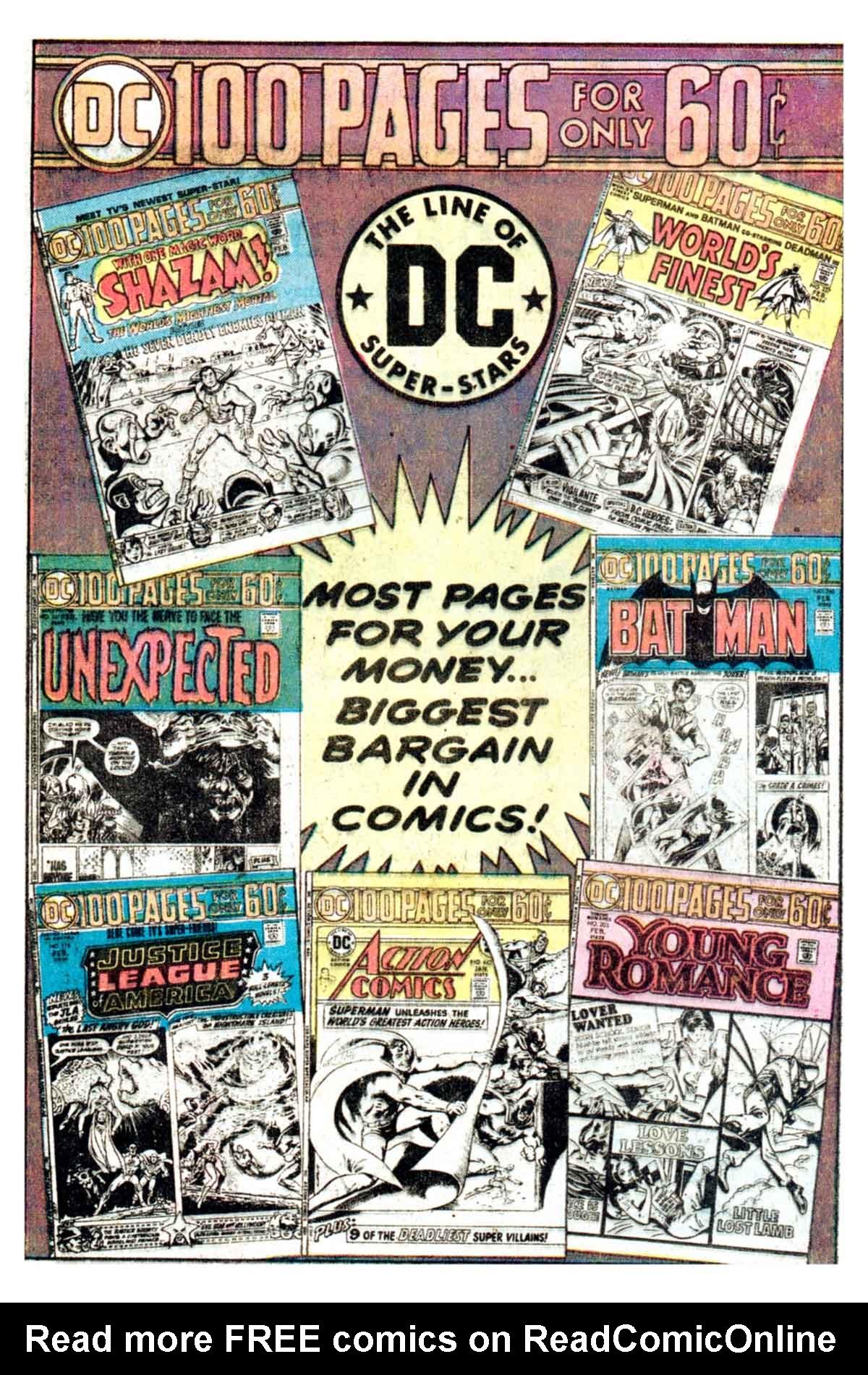 Read online Shazam! (1973) comic -  Issue #16 - 36