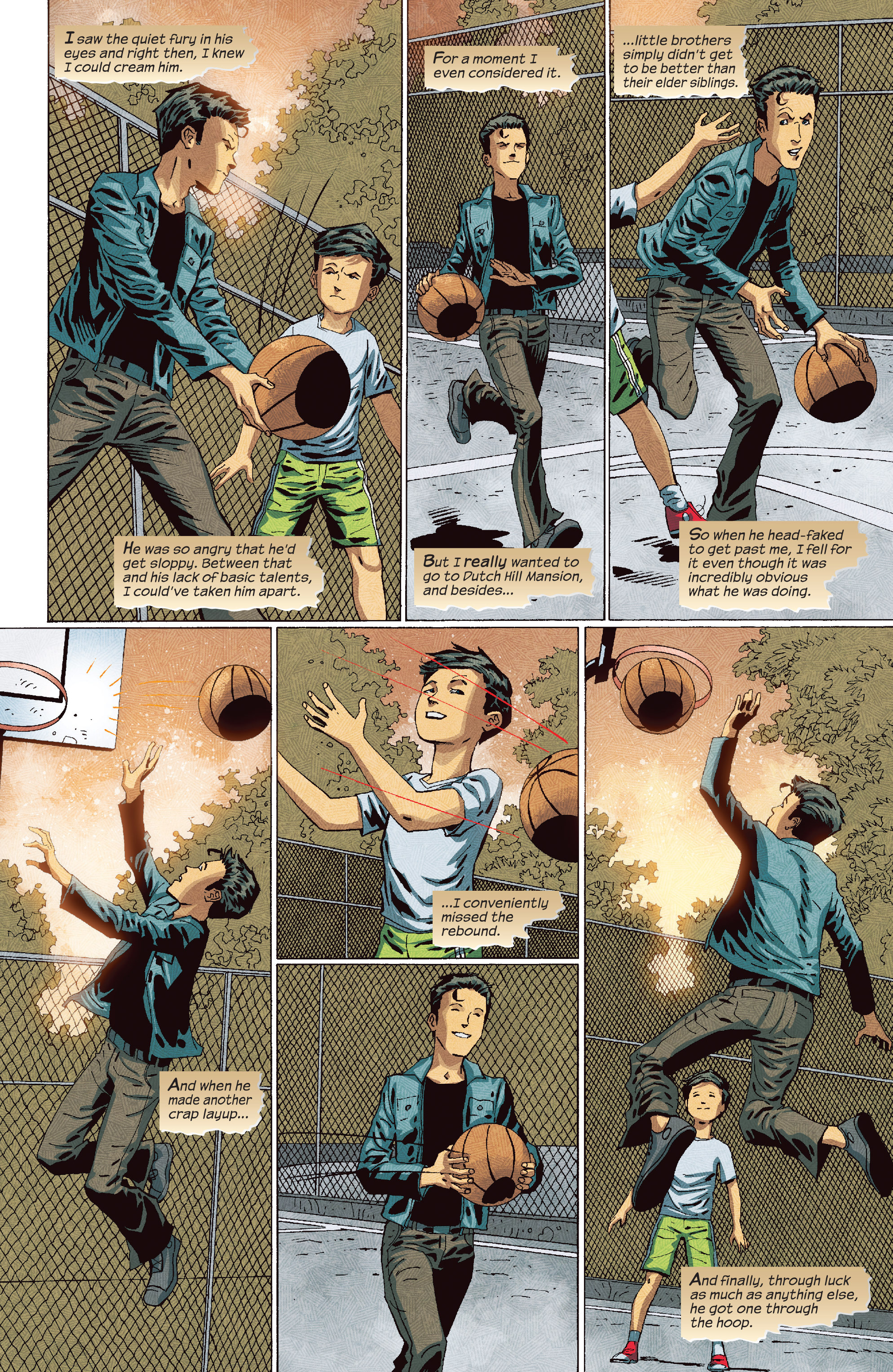 Read online Dark Tower: The Drawing of the Three - The Prisoner comic -  Issue #3 - 9