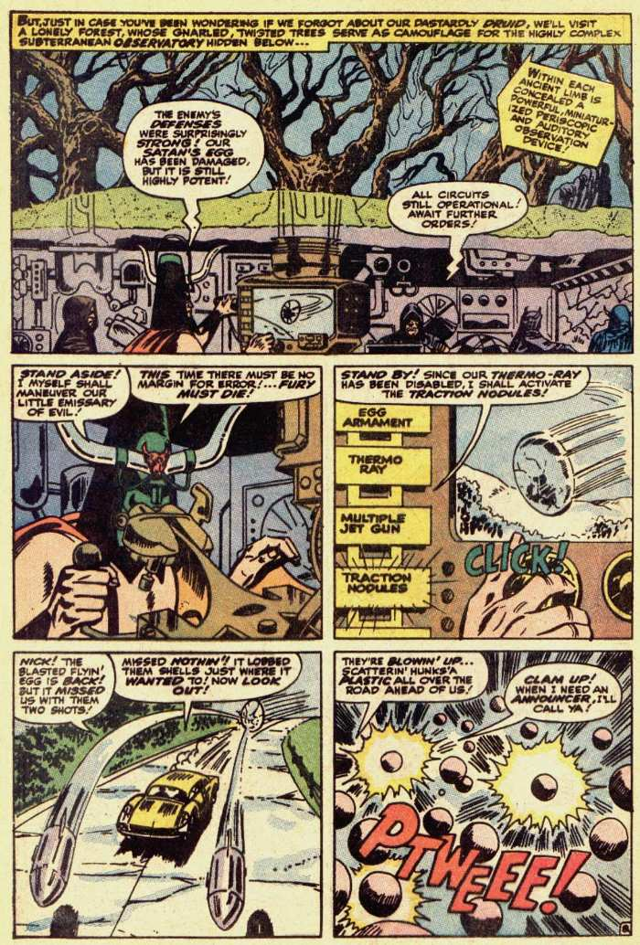 Nick Fury, Agent of SHIELD issue 18 - Page 33