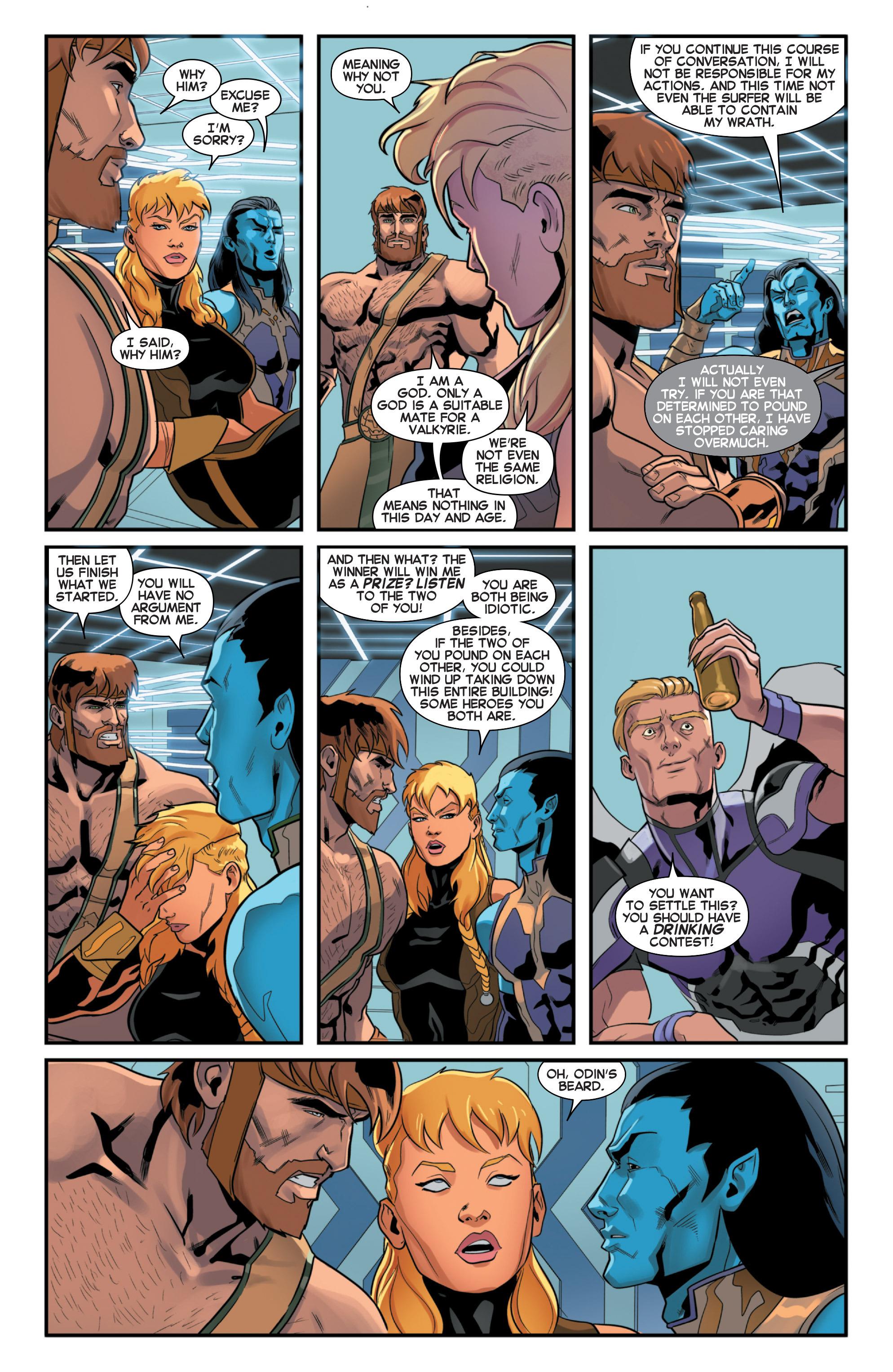 Read online Secret Wars 2099 comic -  Issue #3 - 15