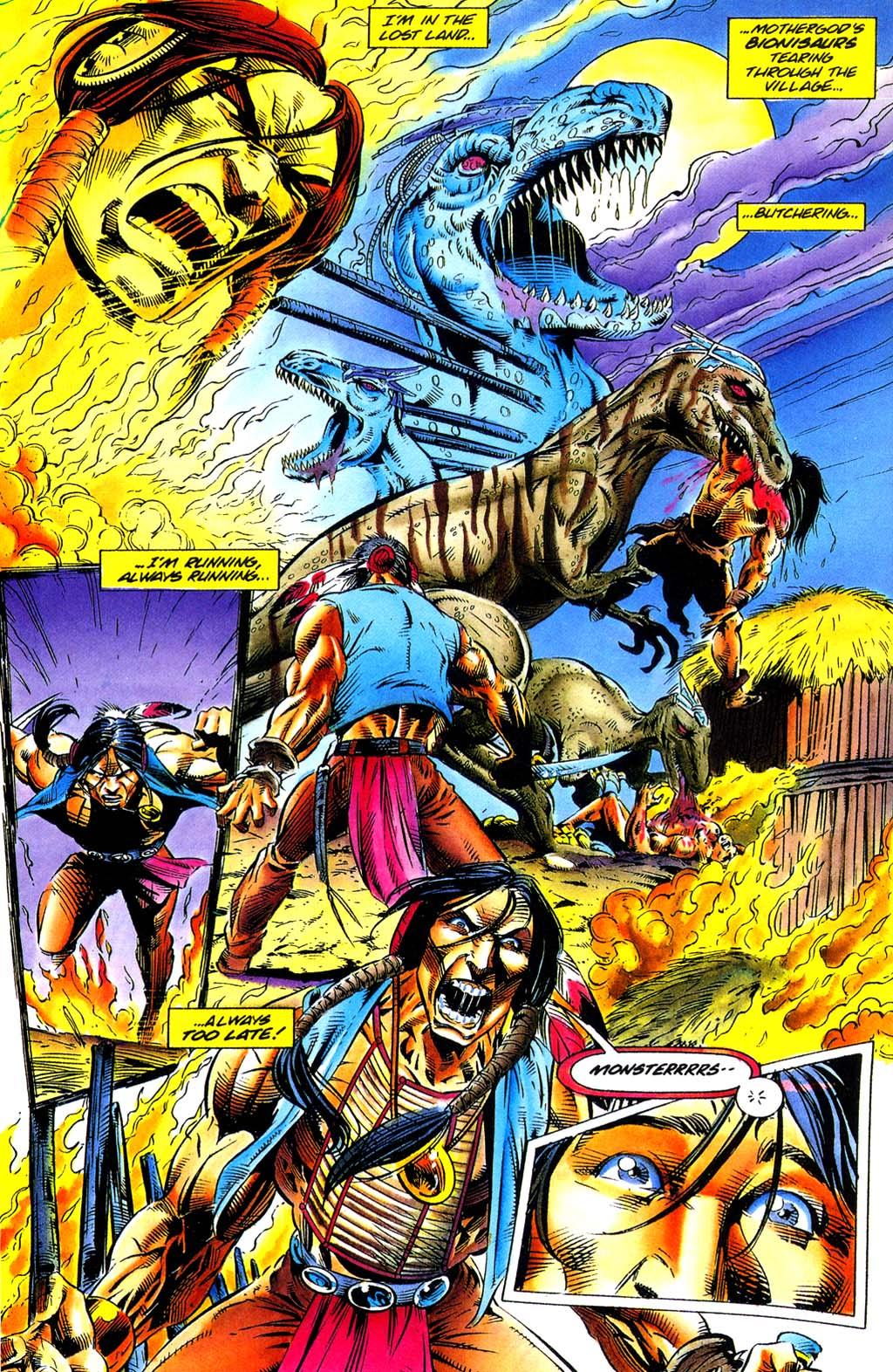 Read online Turok, Dinosaur Hunter (1993) comic -  Issue #29 - 12