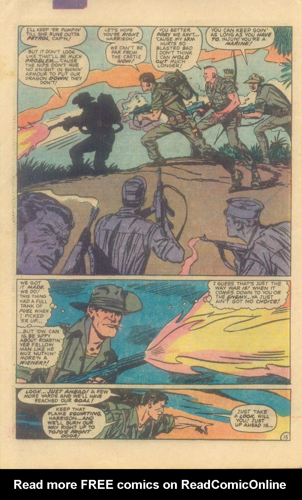 Read online Sgt. Fury comic -  Issue #160 - 28