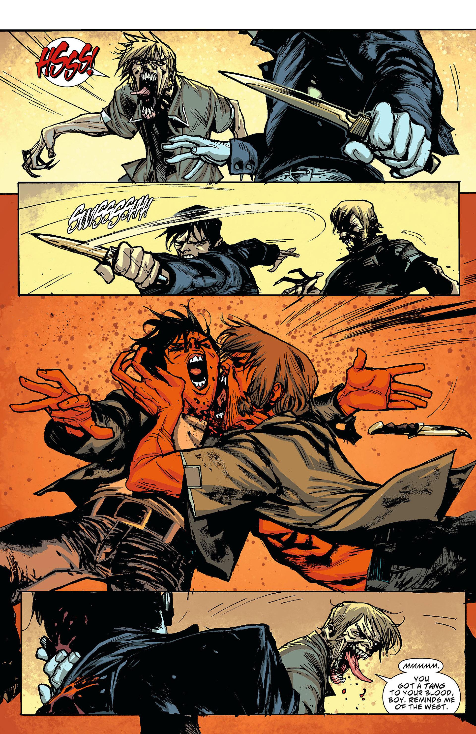 Read online American Vampire comic -  Issue #25 - 5