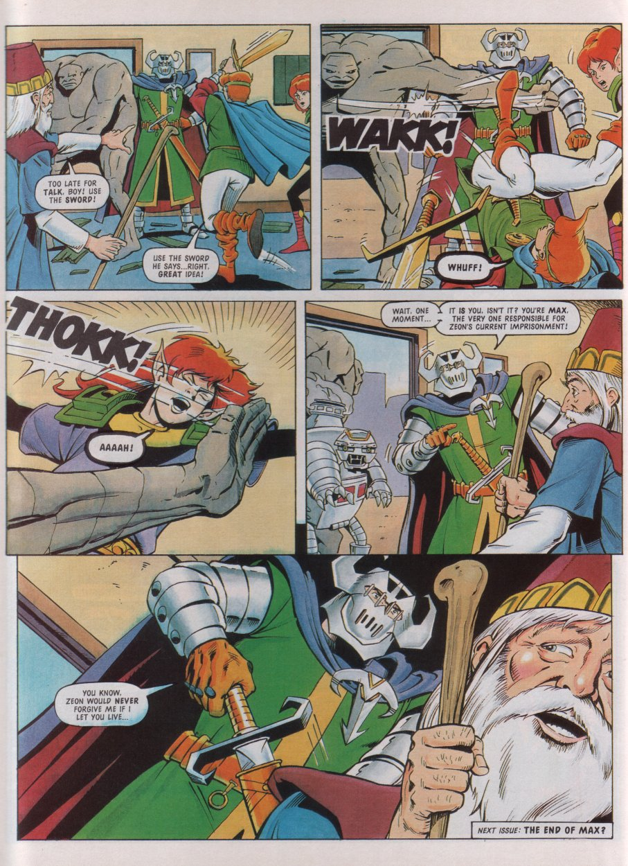 Read online Sonic the Comic comic -  Issue #74 - 23