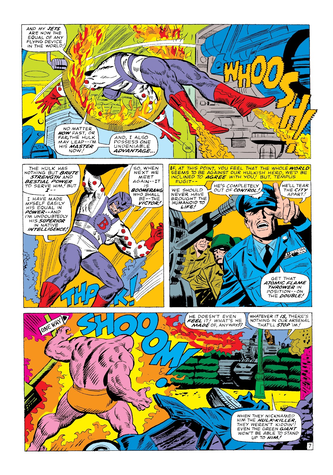 Read online Marvel Masterworks: The Incredible Hulk comic -  Issue # TPB 3 (Part 1) - 80