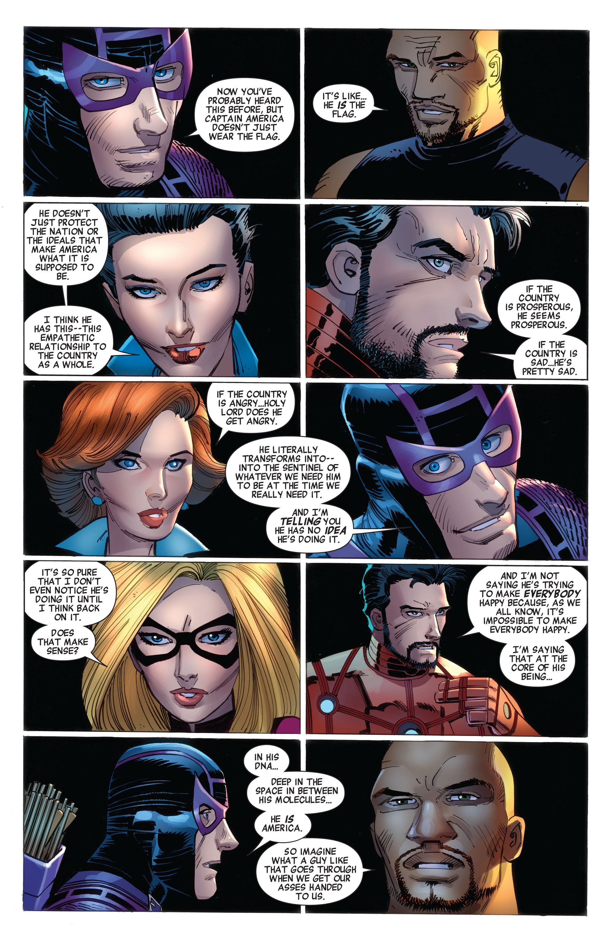 Read online Avengers (2010) comic -  Issue #16 - 3