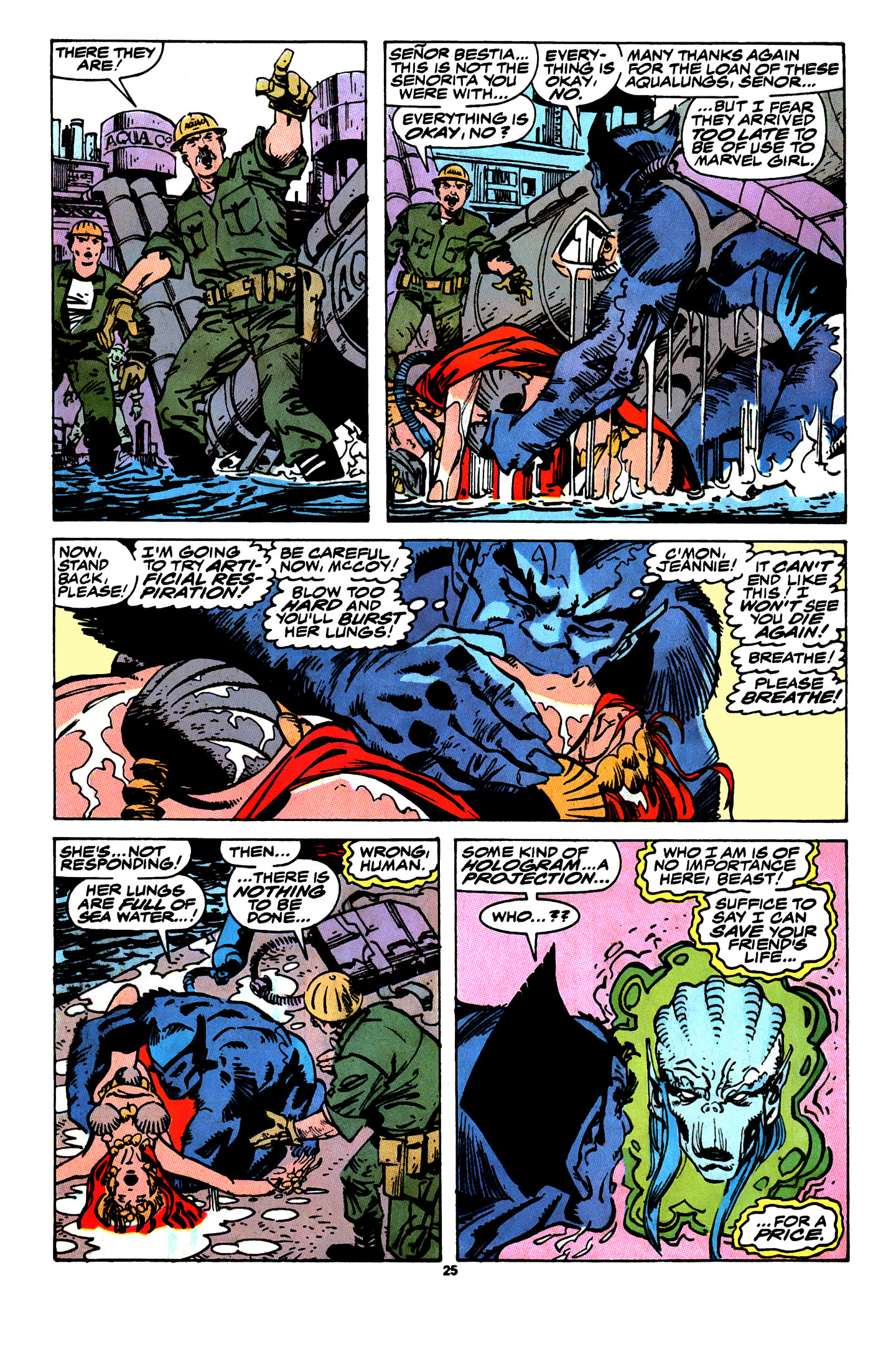 Read online X-Factor (1986) comic -  Issue # _ Annual 4 - 23