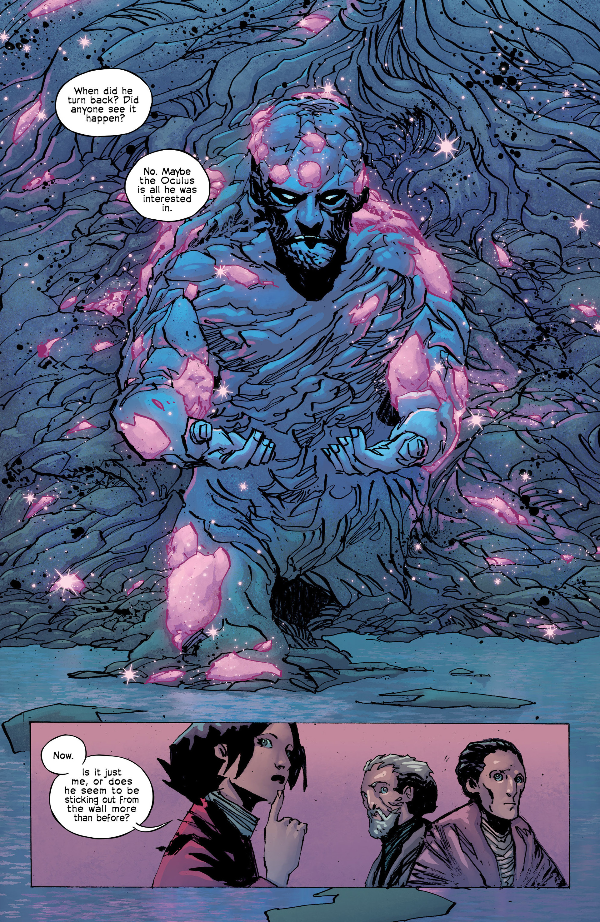 Read online Umbral comic -  Issue #8 - 8