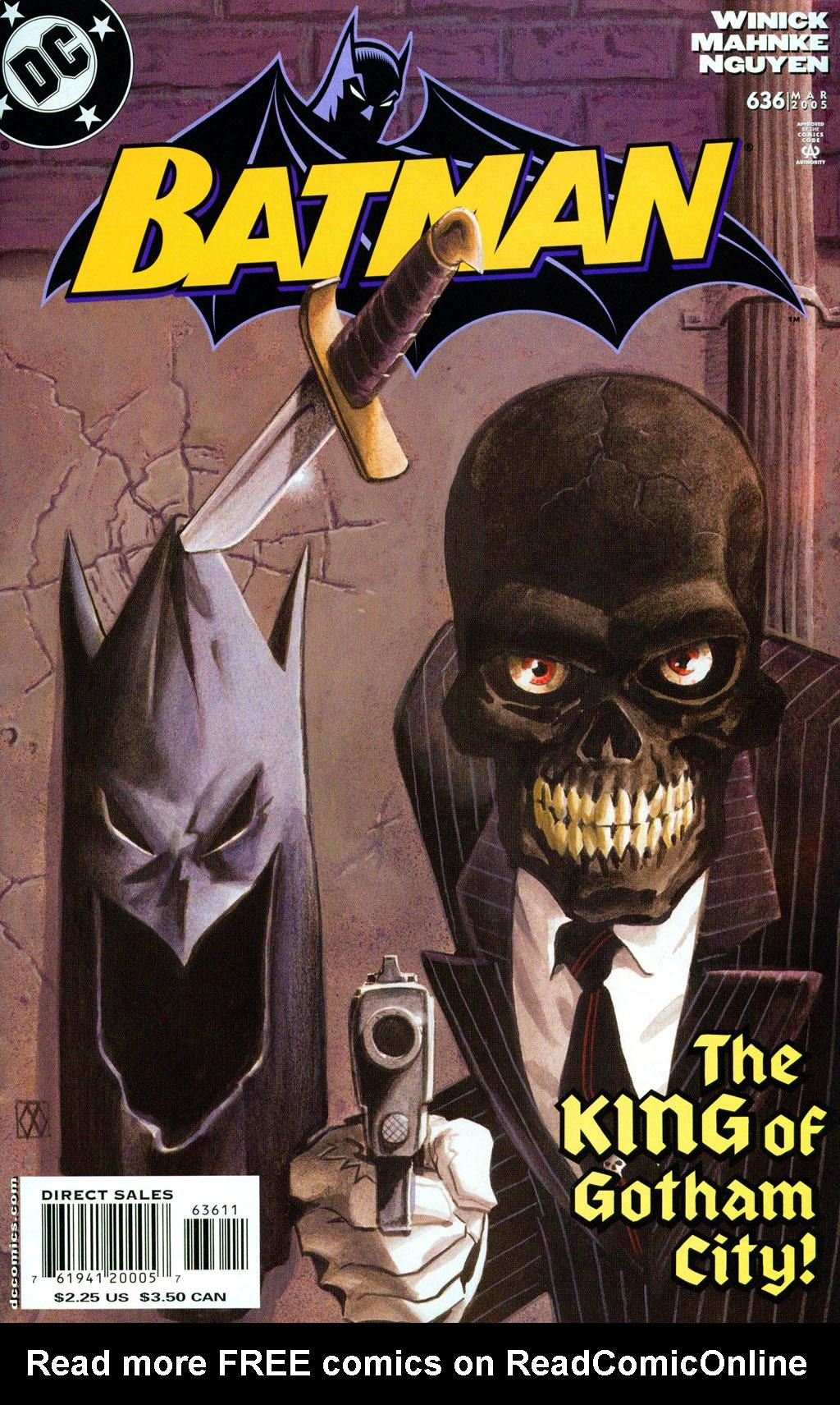 Batman: Under The Hood 2 Page 1