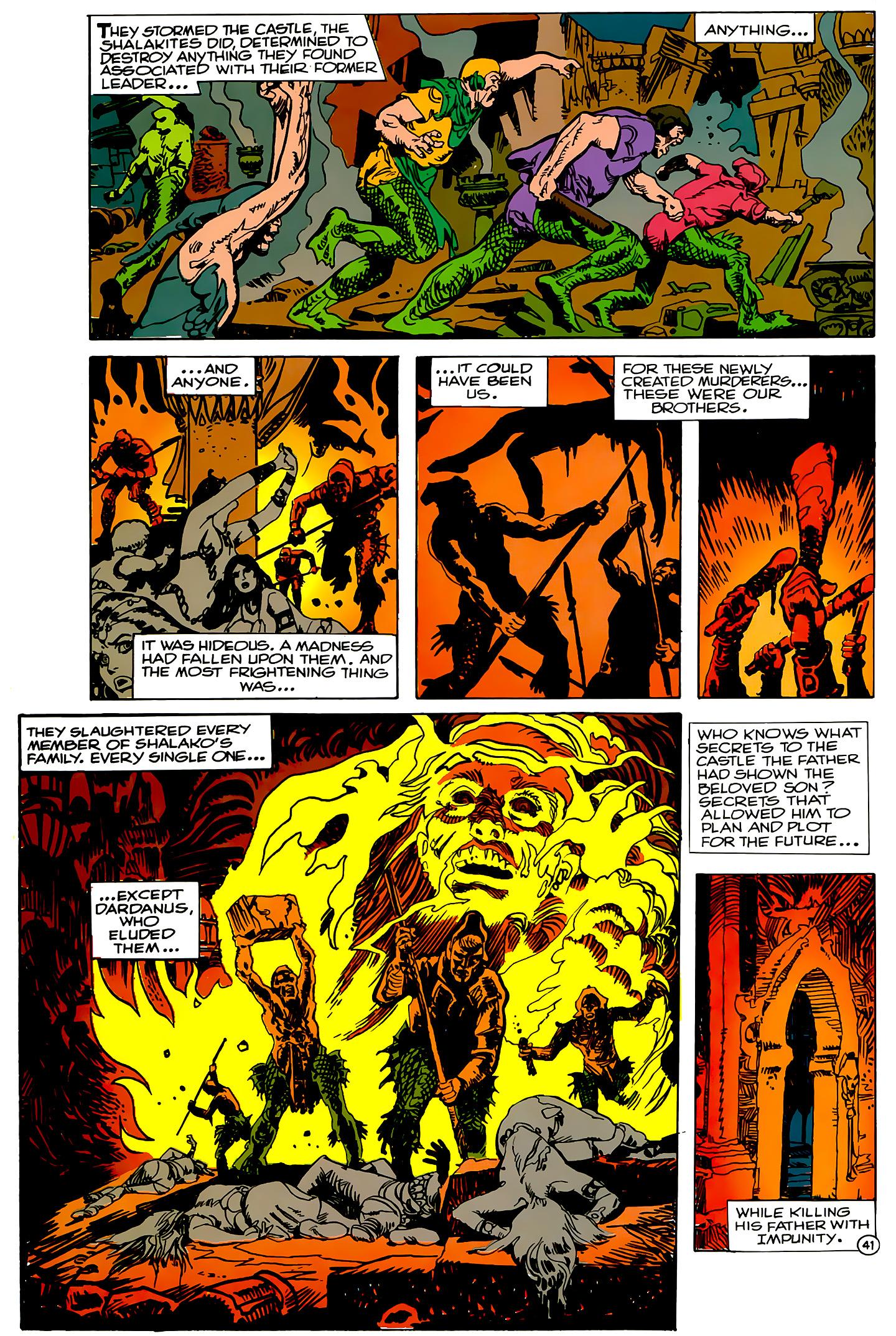 Read online Atlantis Chronicles comic -  Issue #2 - 41