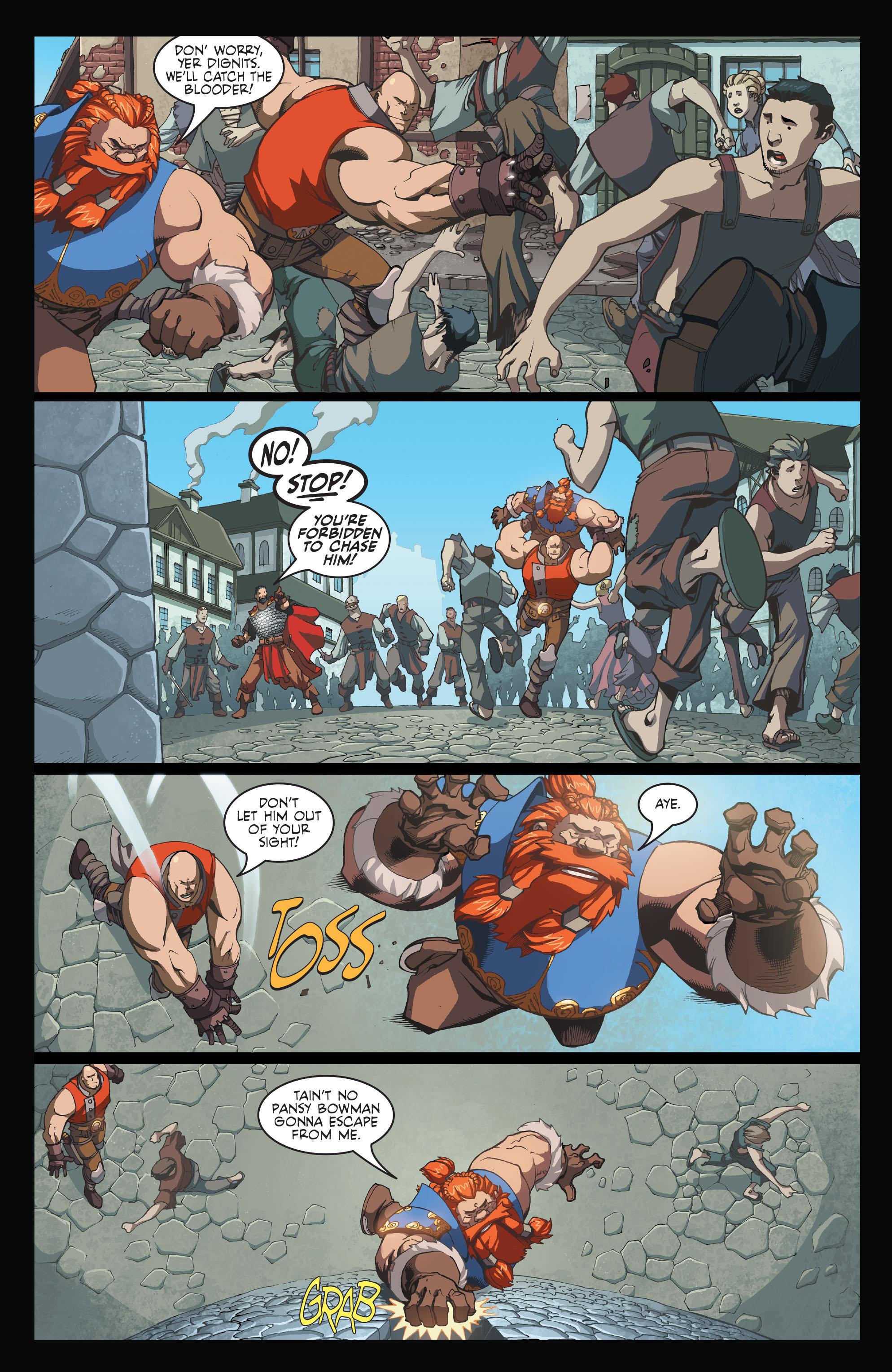 Read online Skullkickers comic -  Issue #1 - 15