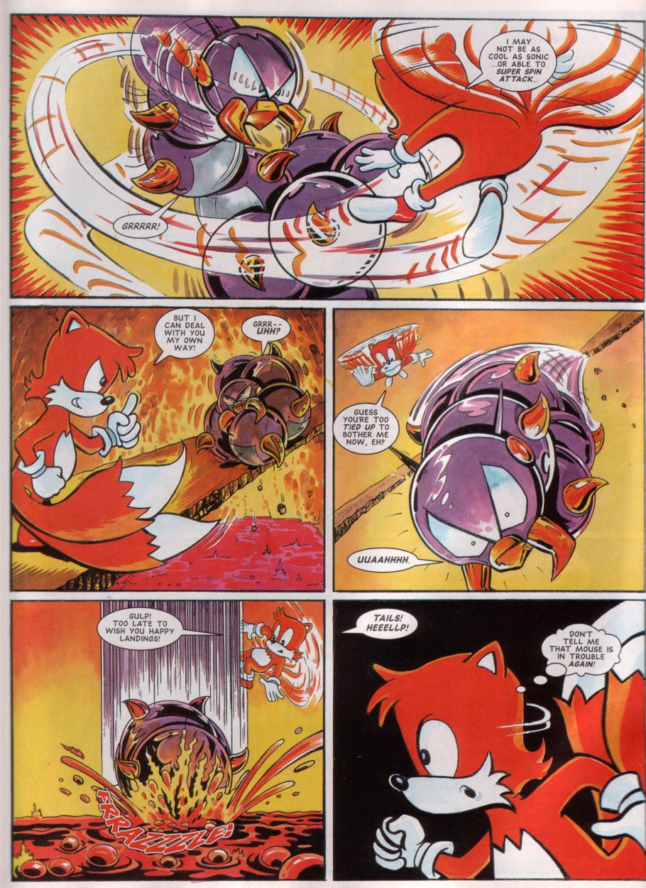 Read online Sonic the Comic comic -  Issue #74 - 29